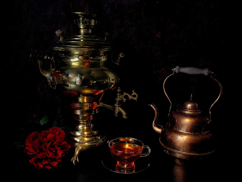 Фотографии самовара Чай Чайник Самовар самовары