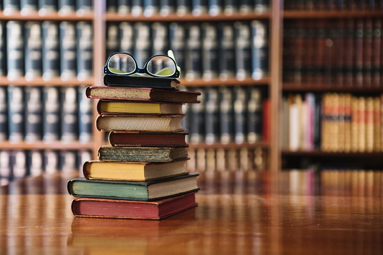 Обои библиотека, книги. Разное foto 15