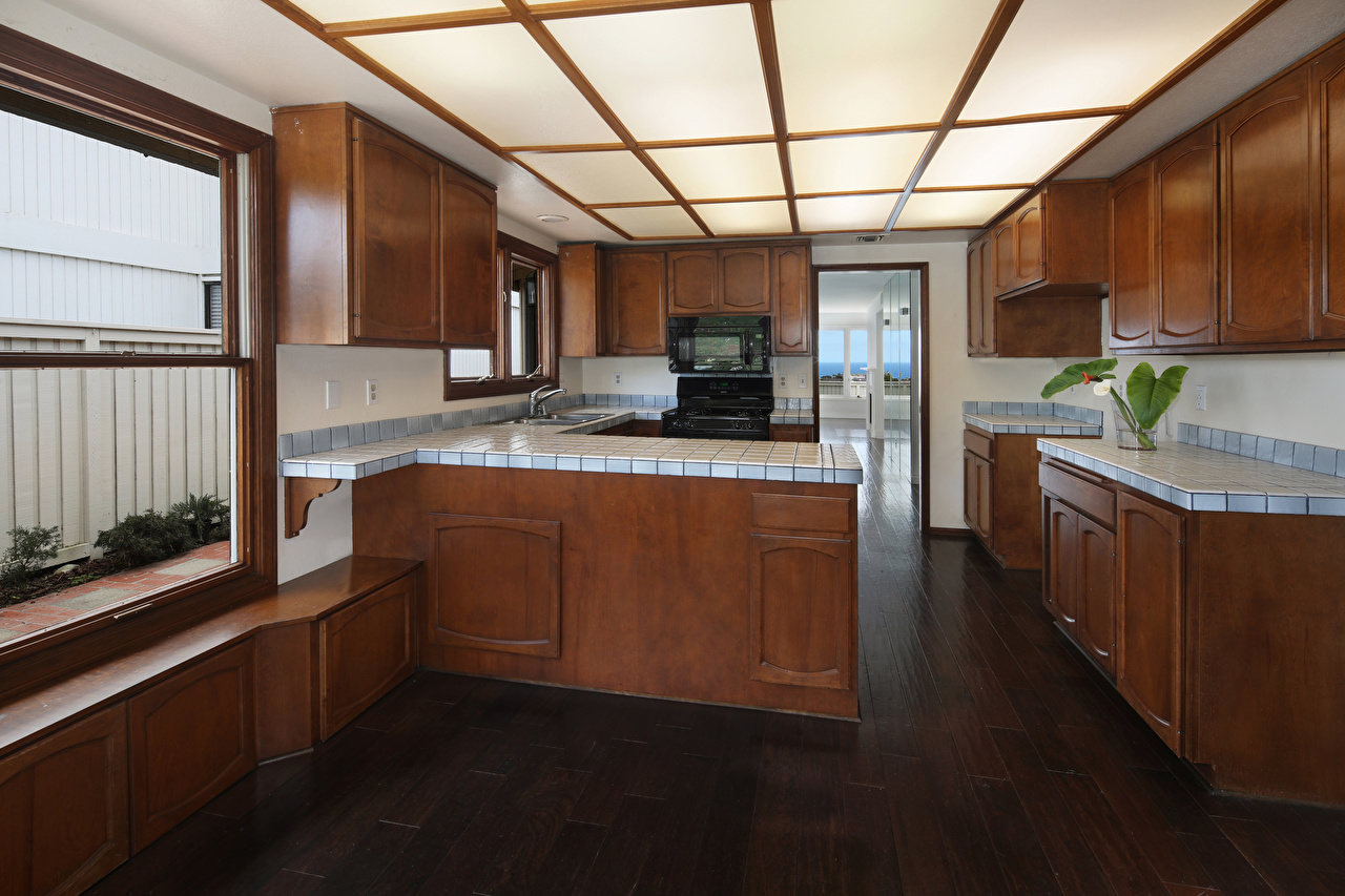 Картинка Кухня Интерьер Стол Дизайн кухни столы стола дизайна