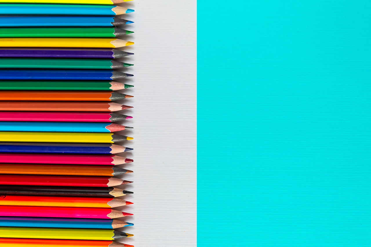 Фотографии Карандаши Разноцветные Много карандаш карандаша карандашей