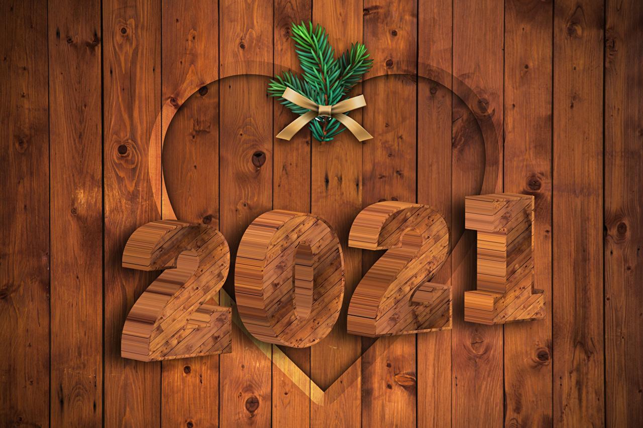 Обои для рабочего стола 2021 Рождество сердечко ветвь бантики Доски Новый год серце Сердце сердца бант Ветки ветка Бантик на ветке