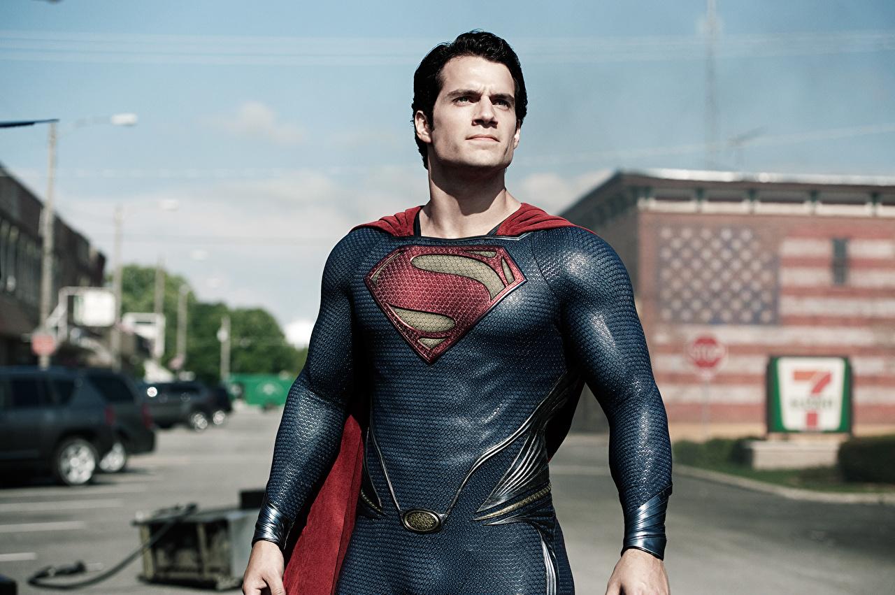 Фотографии Henry Cavill Супермен герой мужчина Man of Steel Henry cavill кино Знаменитости Генри Кавилл Мужчины Фильмы