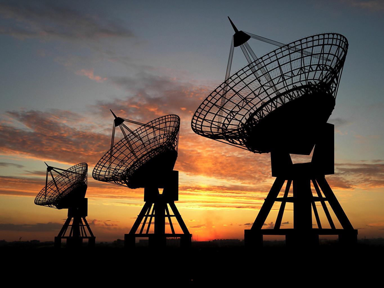 Фотография силуэта radars Небо Рассветы и закаты Силуэт силуэты рассвет и закат