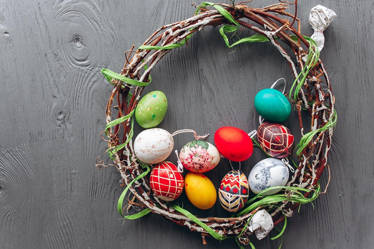 Обои для рабочего стола Пасха яйцо яиц Яйца яйцами