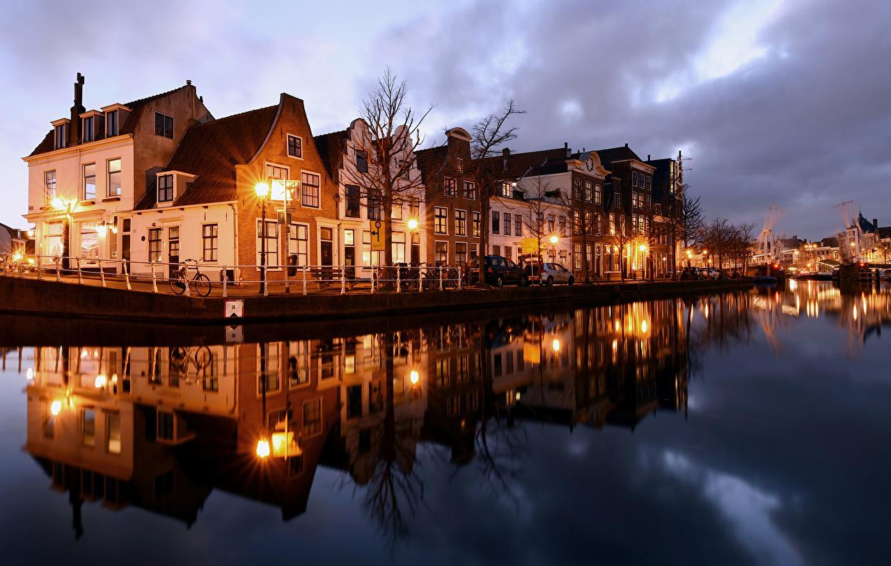 Обои нидерланды, Голландия, Haarlem. Города foto 10