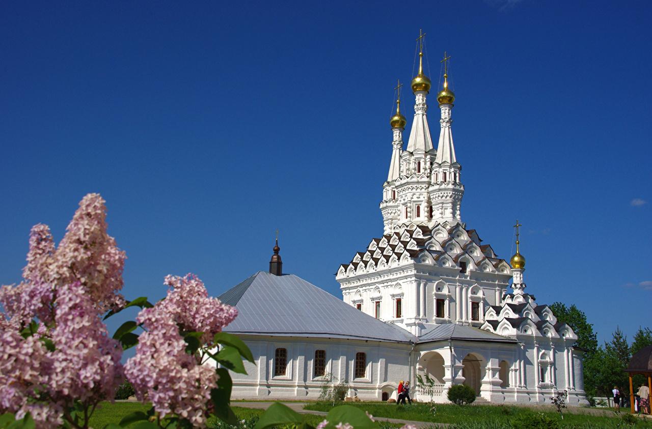 Фото Церковь Россия Smolensk region, Church Of Hodegetria Лето Города