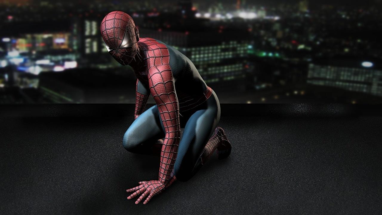 Фото Spider-Man Игры компьютерная игра