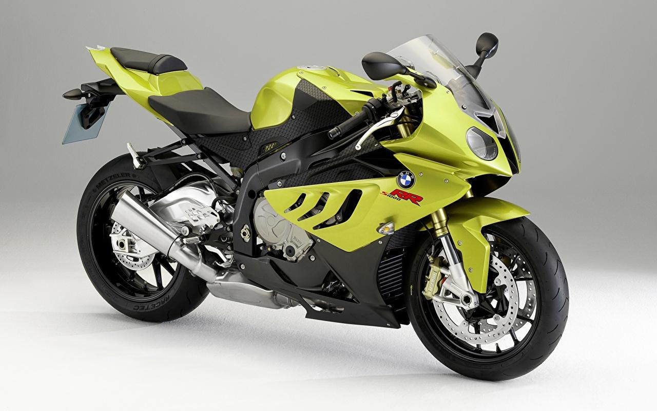 Фотография БМВ S1000 мотоцикл BMW - Мотоциклы Мотоциклы