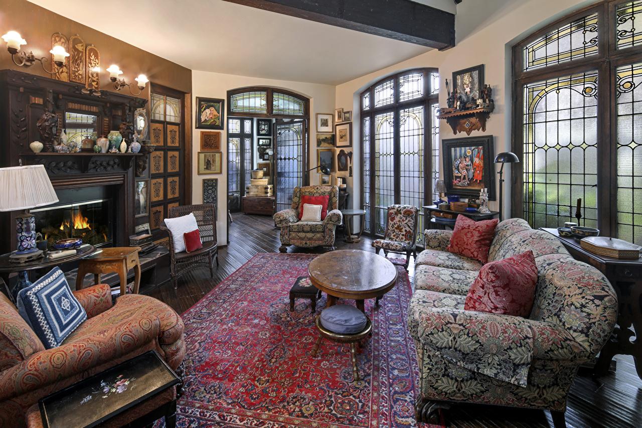 Фото Гостиная Интерьер Кресло ковров диване Дизайн гостевая Ковер ковры ковра Диван дизайна