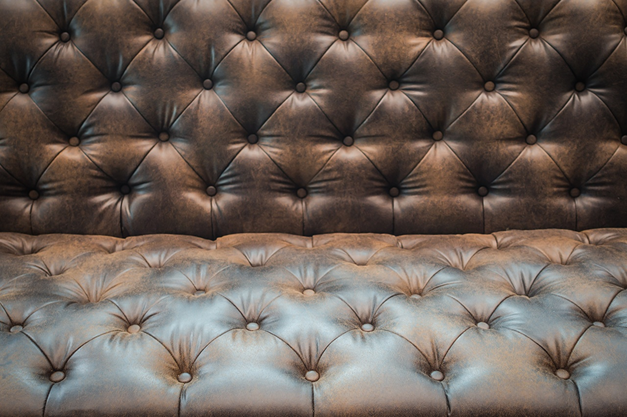 Картинка Текстура Кожа материал Диван кожаный диване