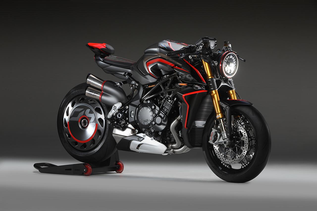 Фото 2020 MV Agusta Rush 1000 мотоцикл Сбоку Мотоциклы