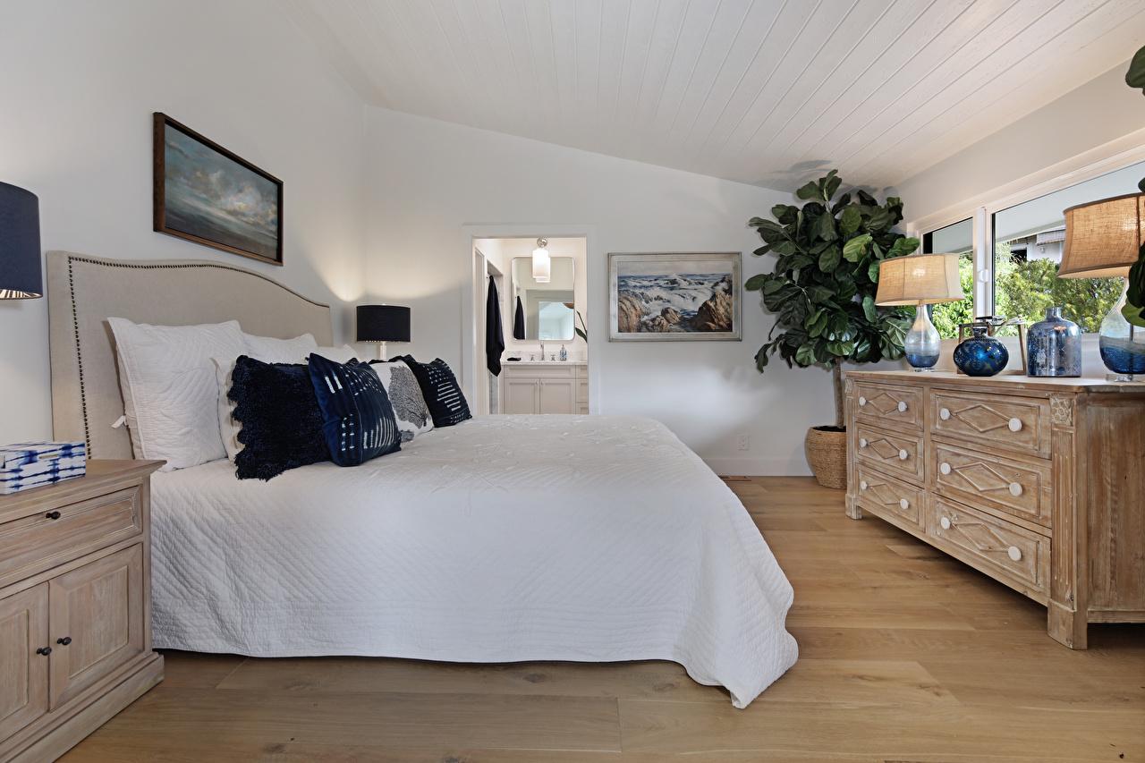 Фотография спальне Интерьер кровати Подушки дизайна спальни Спальня кровате Кровать подушка Дизайн
