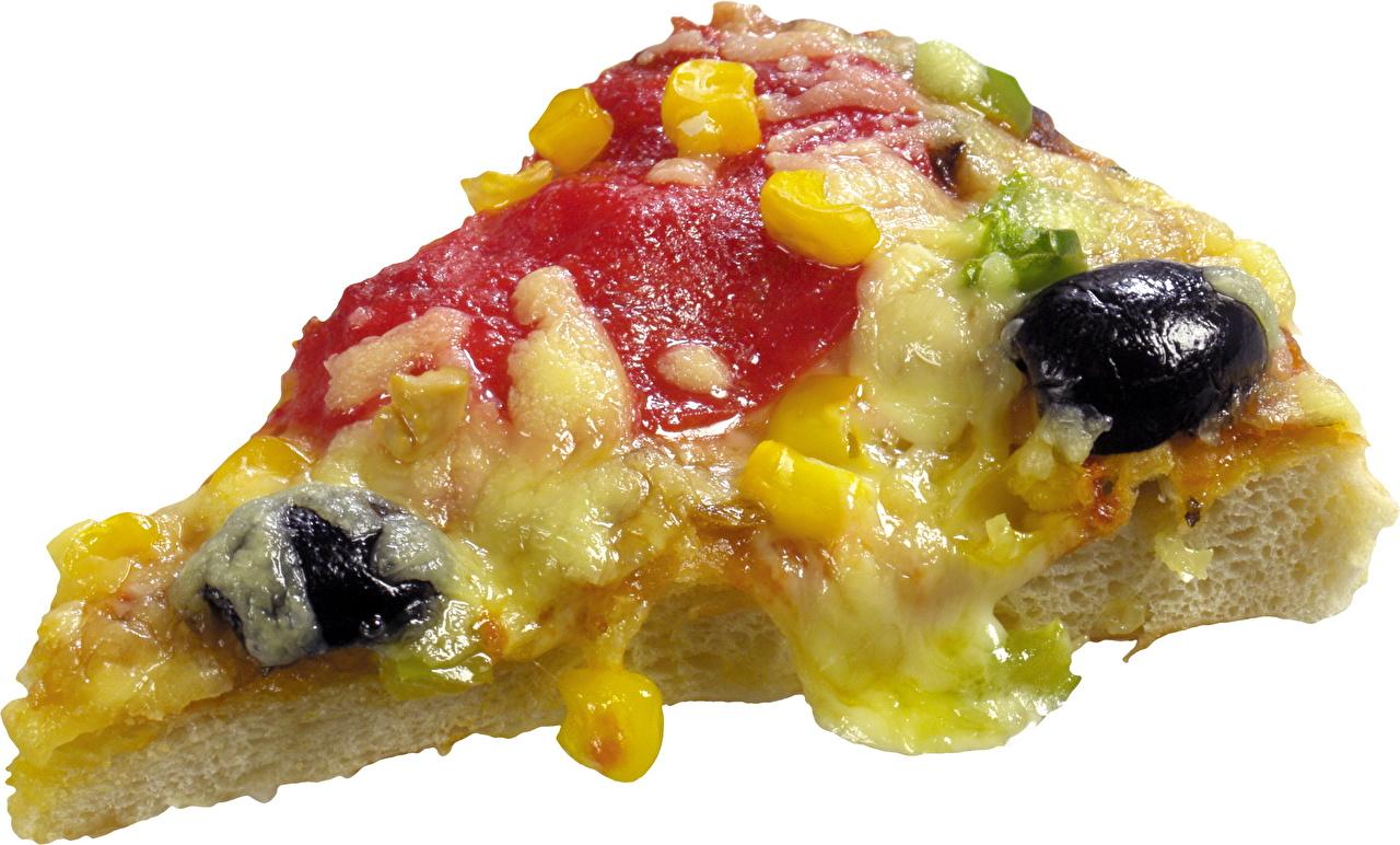 Фотография Пища Пицца Кусок Еда Продукты питания часть кусочки кусочек