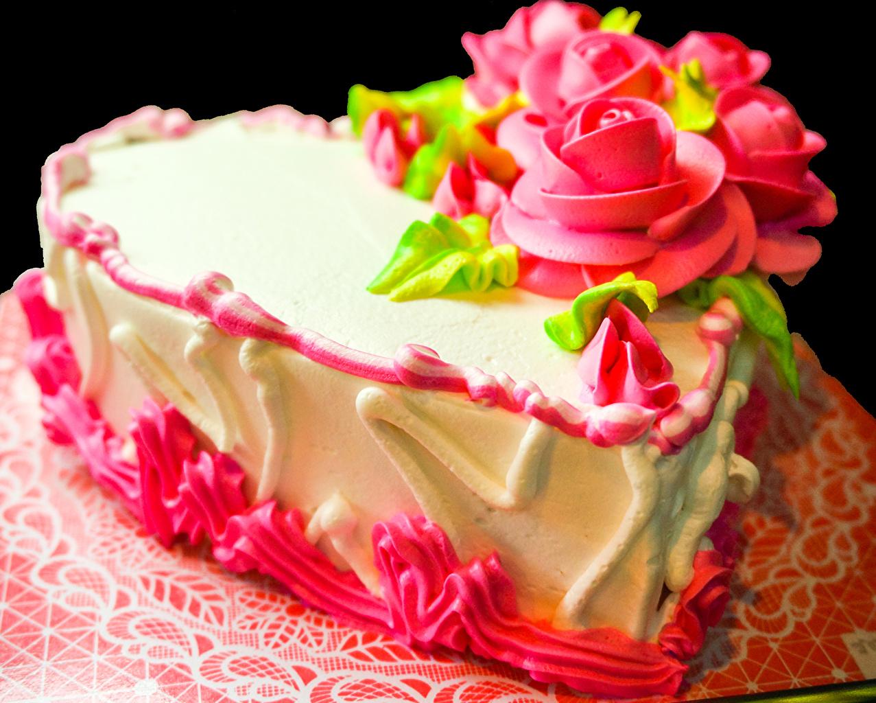 Фотография Розы Торты Продукты питания сладкая еда дизайна роза Еда Пища Сладости Дизайн