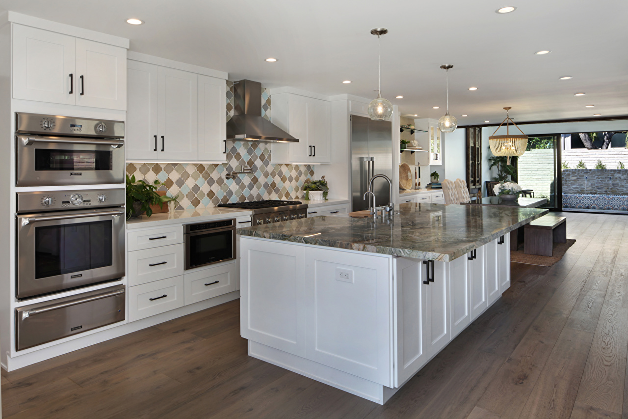 Фотография кухни Интерьер столы дизайна Кухня Стол стола Дизайн