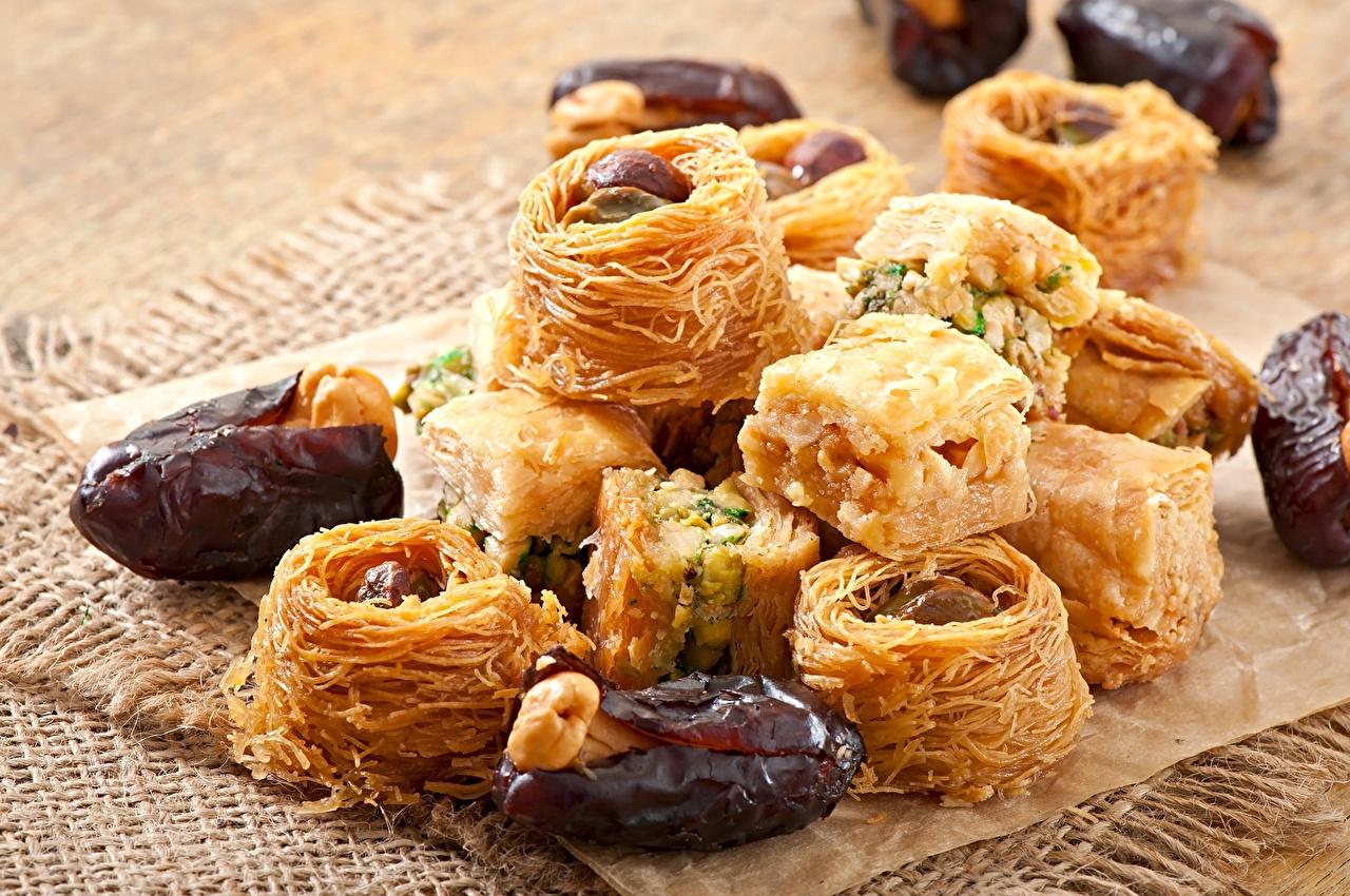 Картинки baklava Еда сладкая еда Пища Продукты питания Сладости