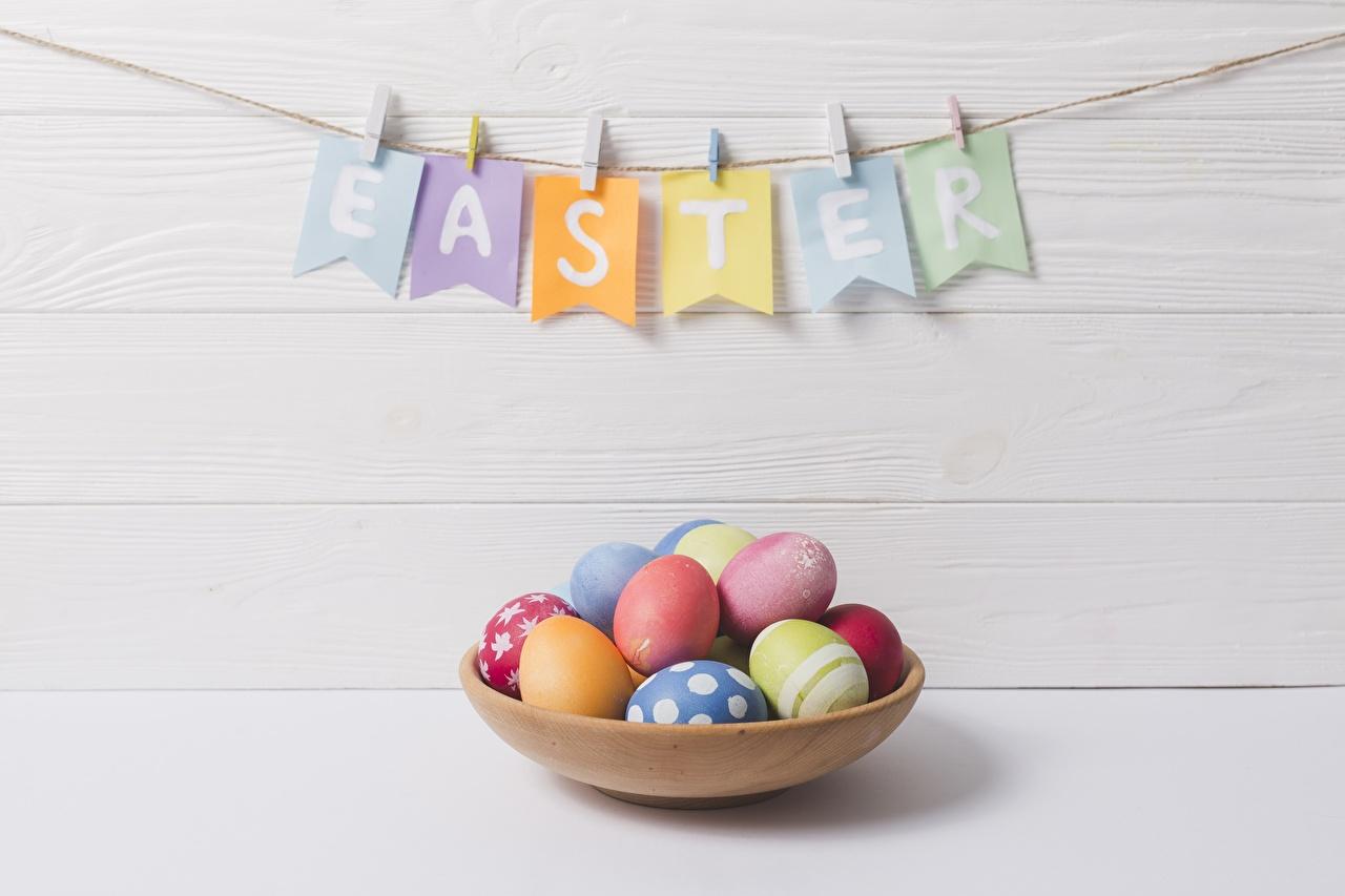 Обои для рабочего стола Пасха Английский яиц Слово - Надпись английская инглийские яйцо Яйца яйцами слова текст