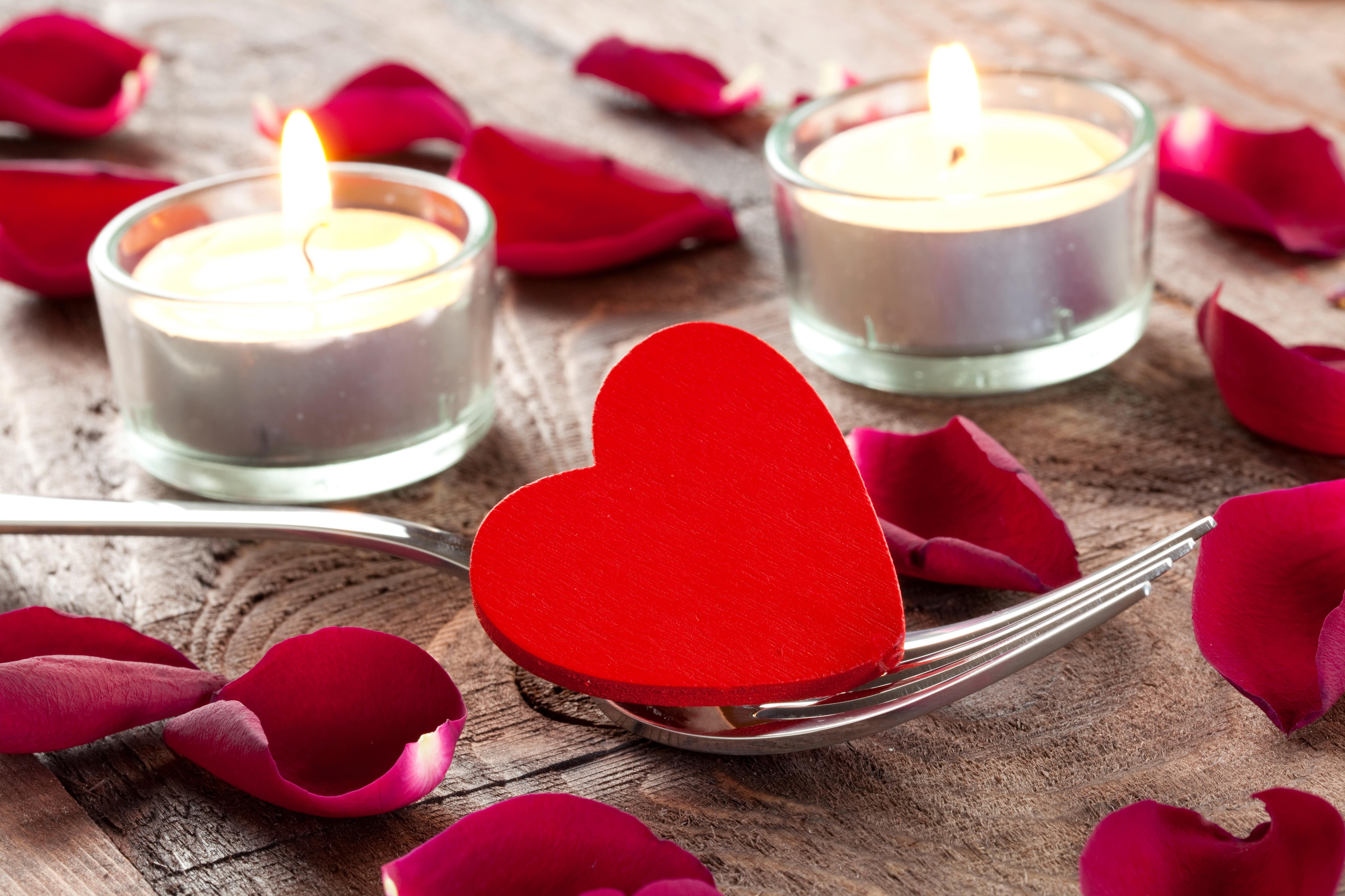 свеча сердца бесплатно
