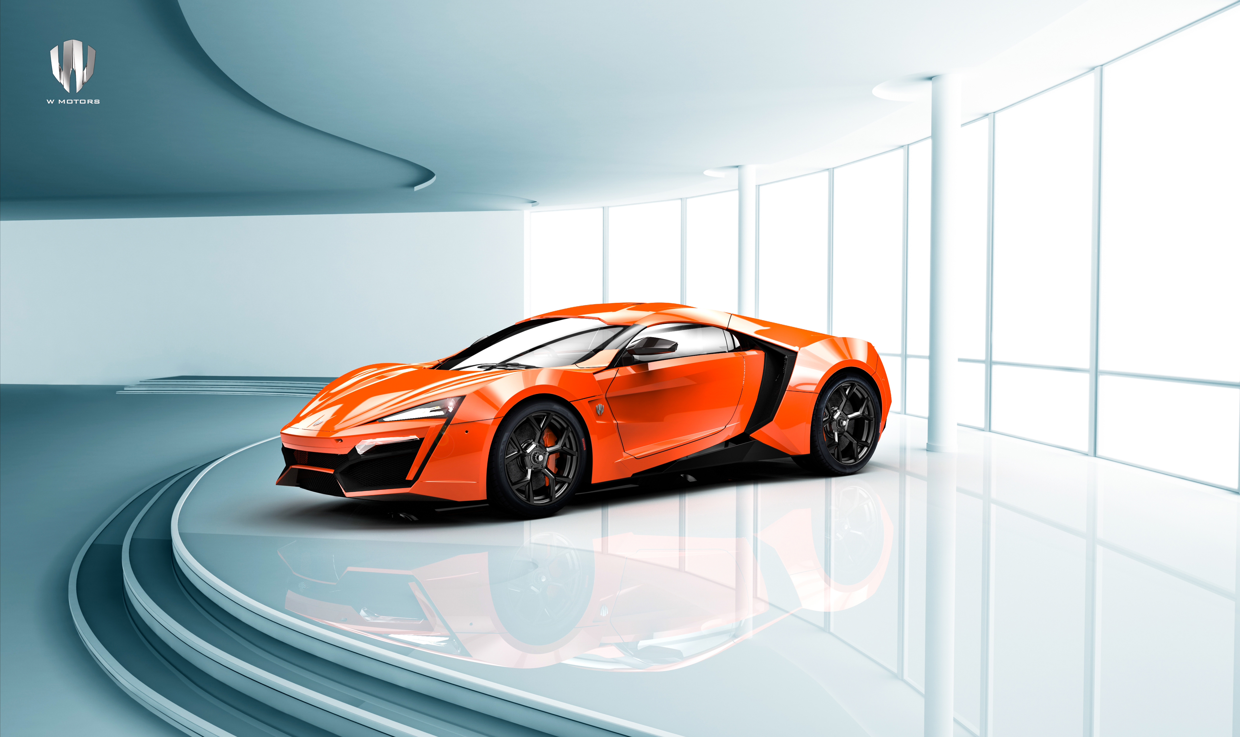 Lykan HyperSport Ultra HD Wallpaper  New Car Wallpapers