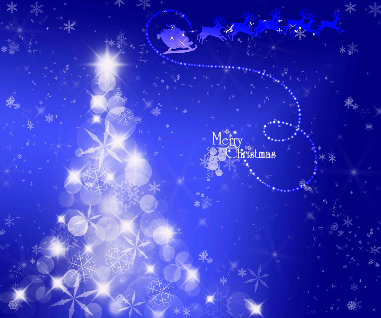 Мерцающие Новогодние Обои На Рабочий Стол