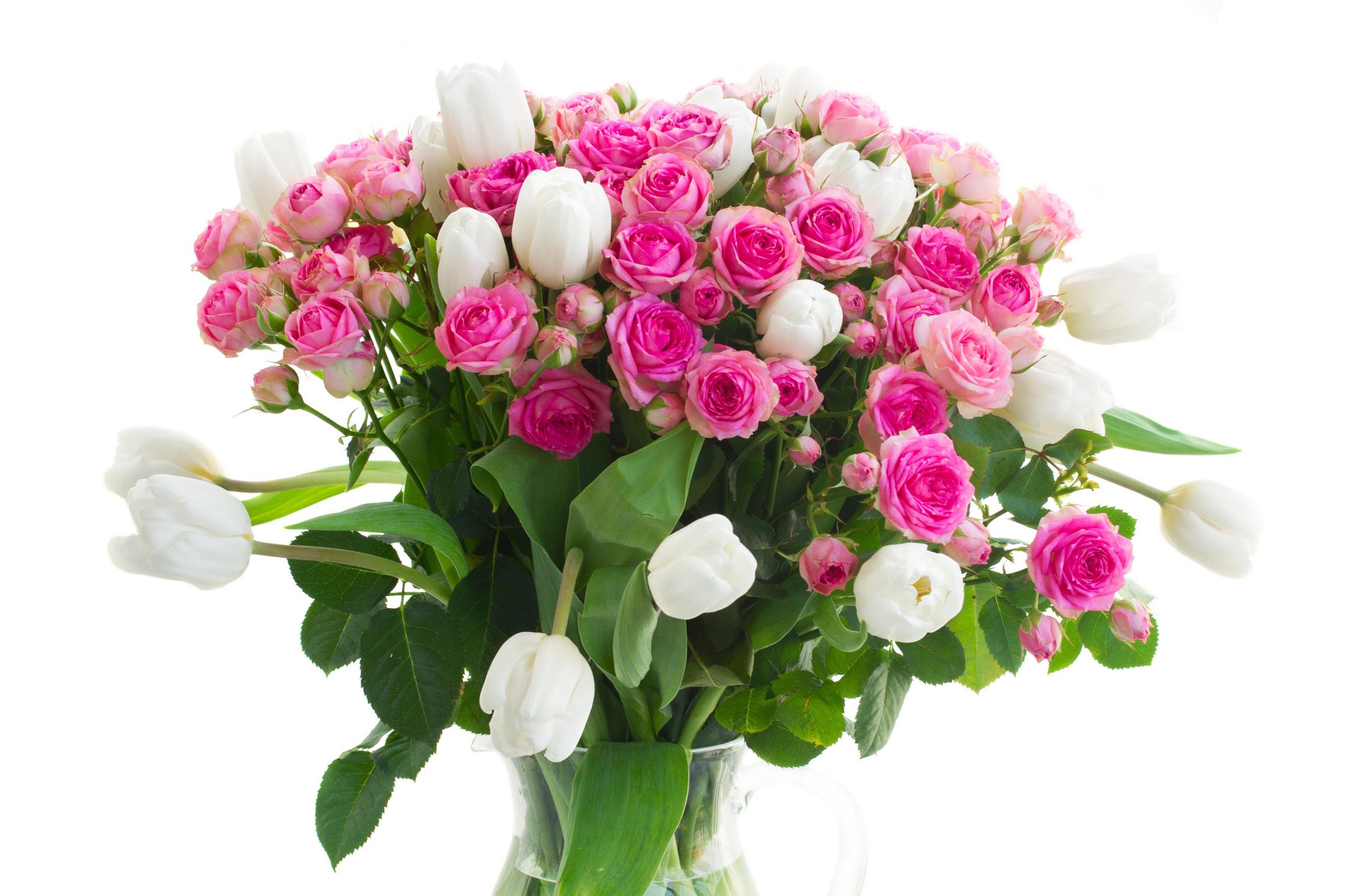 Красивый букет цветов скачать