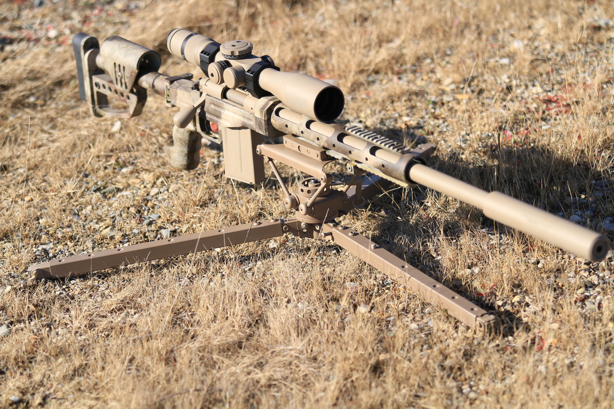 armys long serving sniper rifle - HD2048×1365