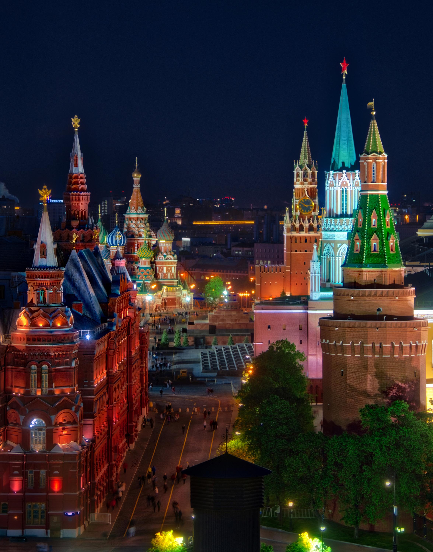 Обои московский кремль, russia, россия, moscow. Города foto 10
