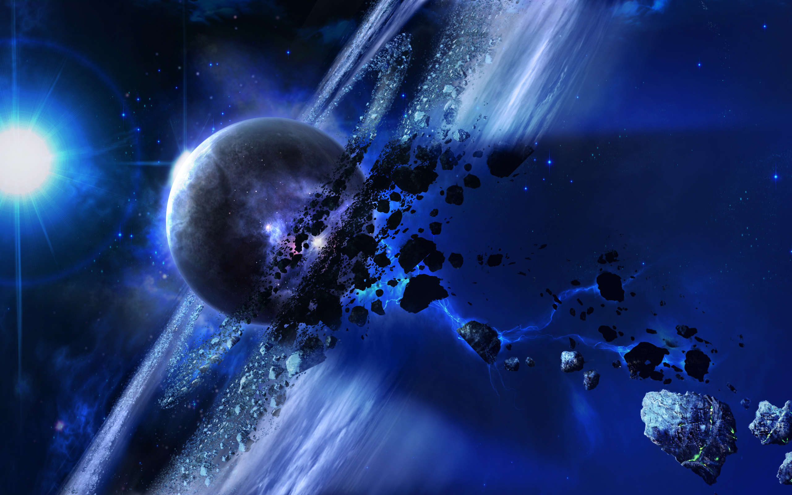 Обои Другой мир картинки на рабочий стол на тему Космос - скачать загрузить