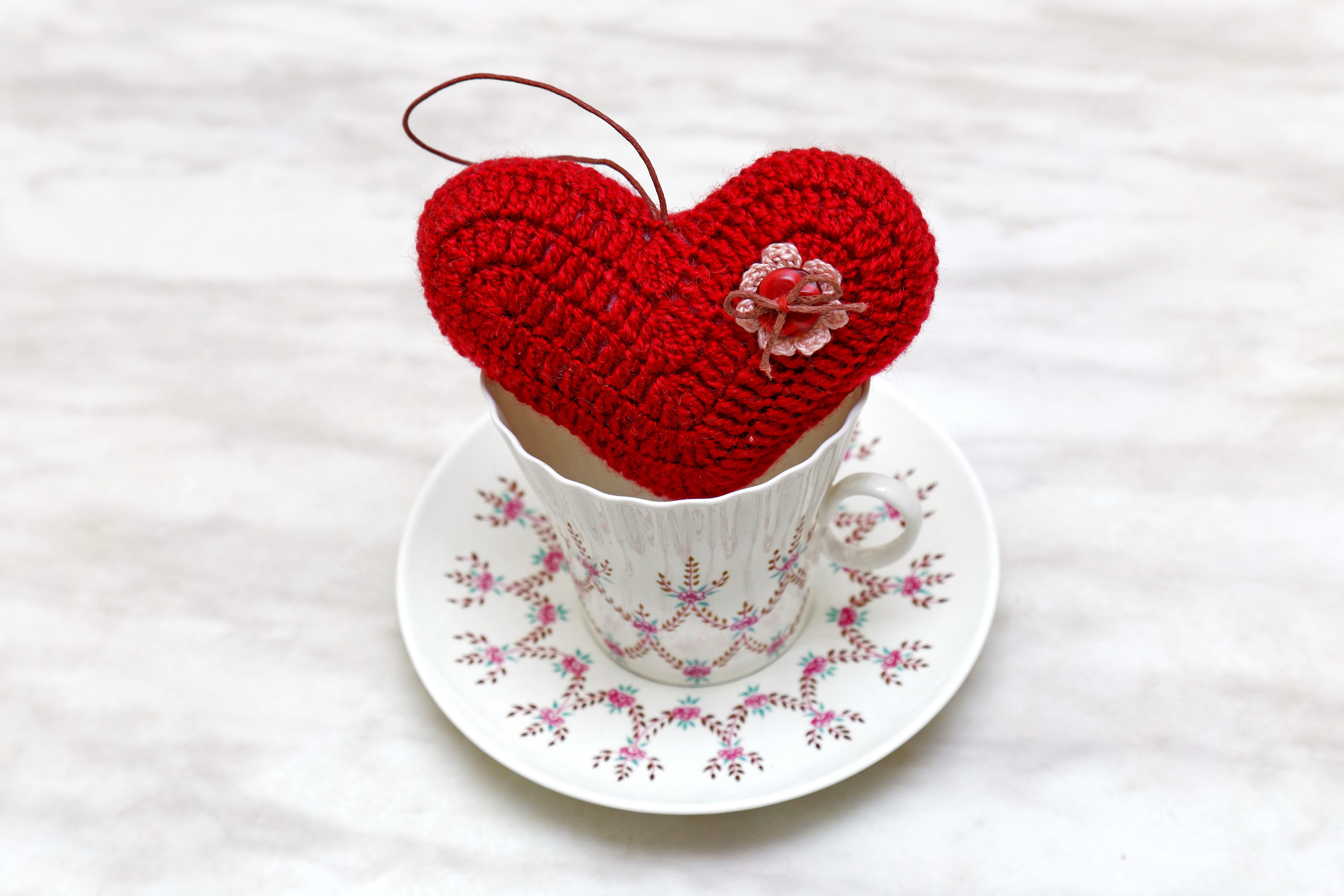 сердце чашка heart Cup скачать