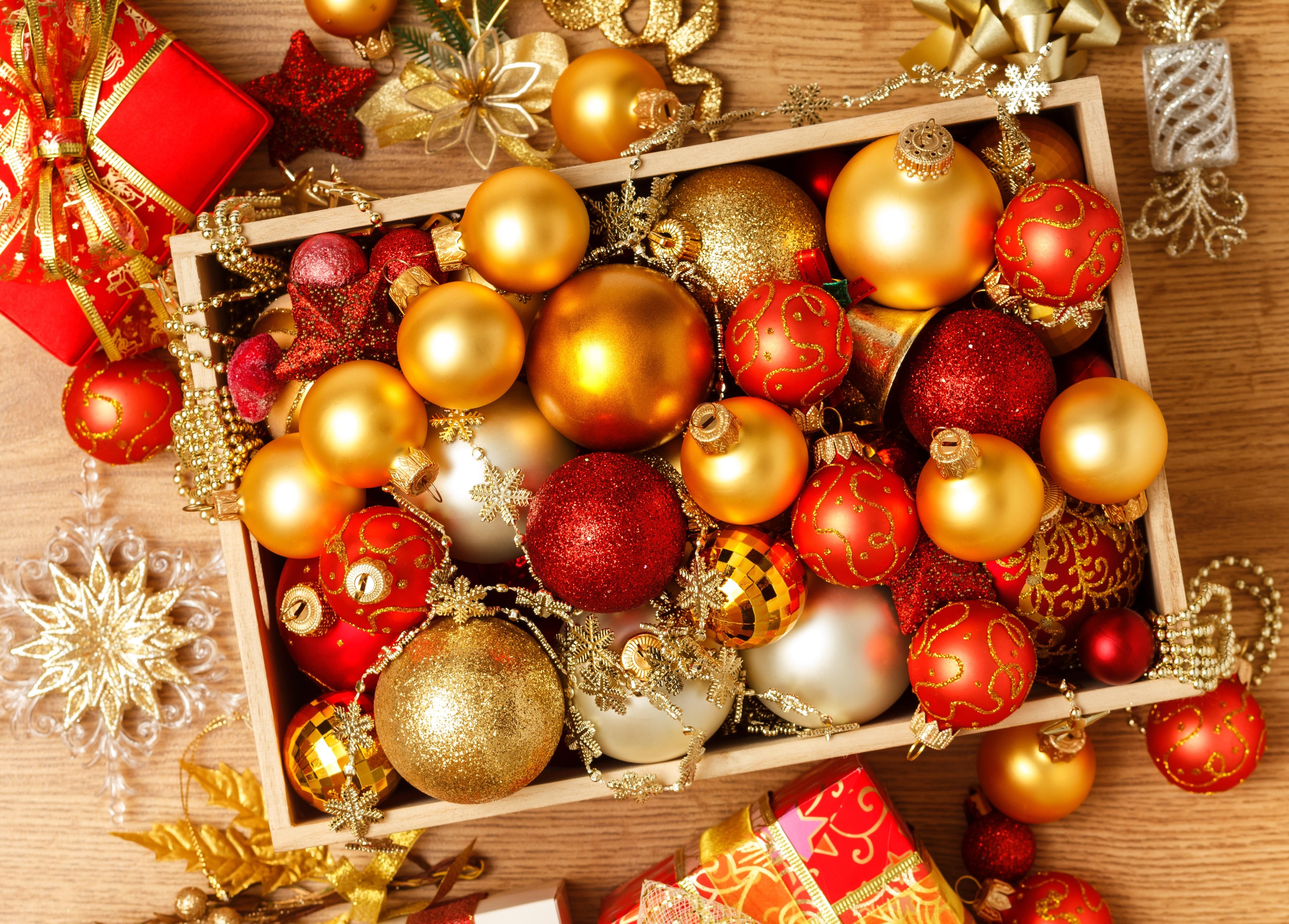 Обои рождество, украшение, шар, шарик. Праздники foto 9
