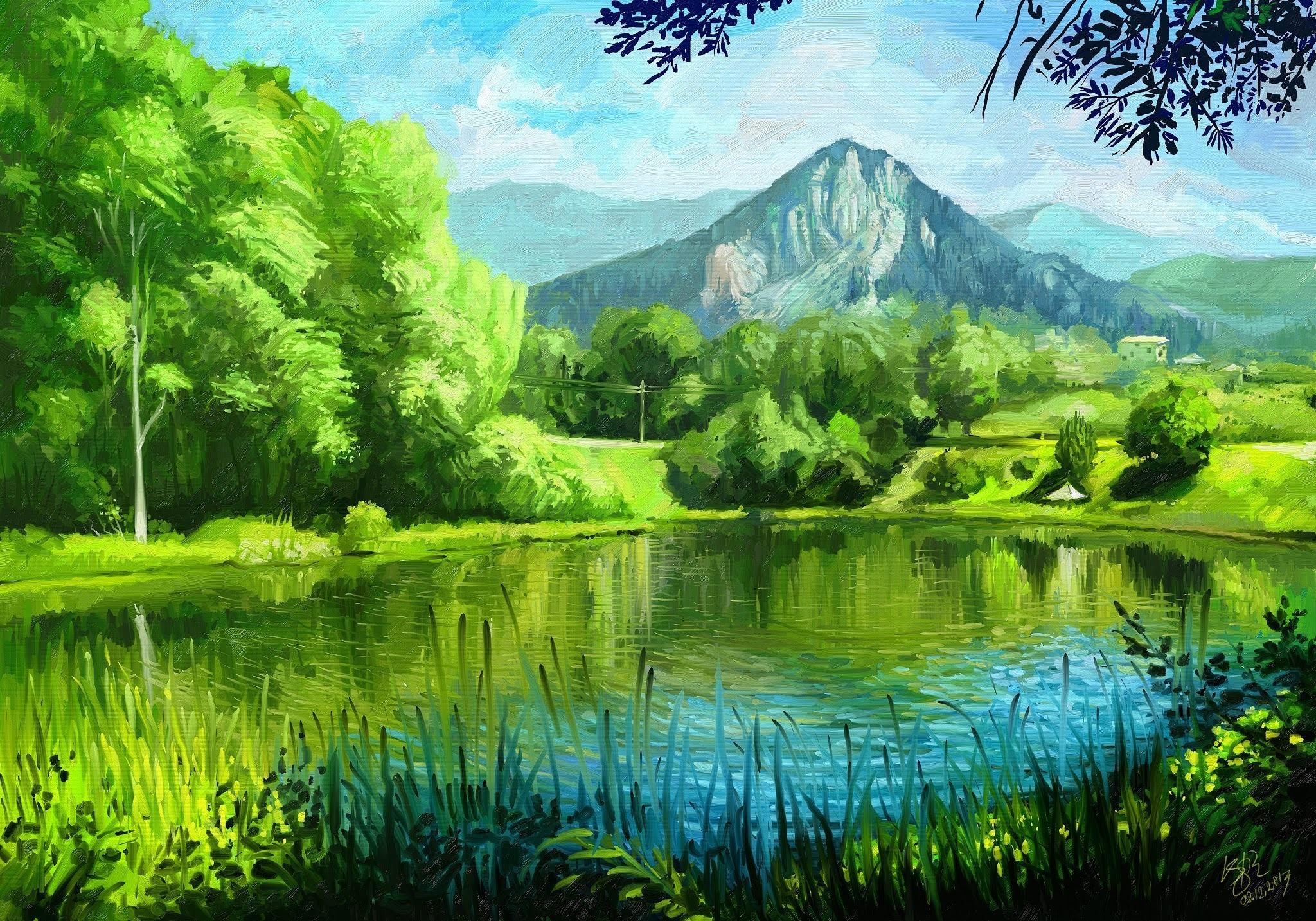 искусство фото природа #10