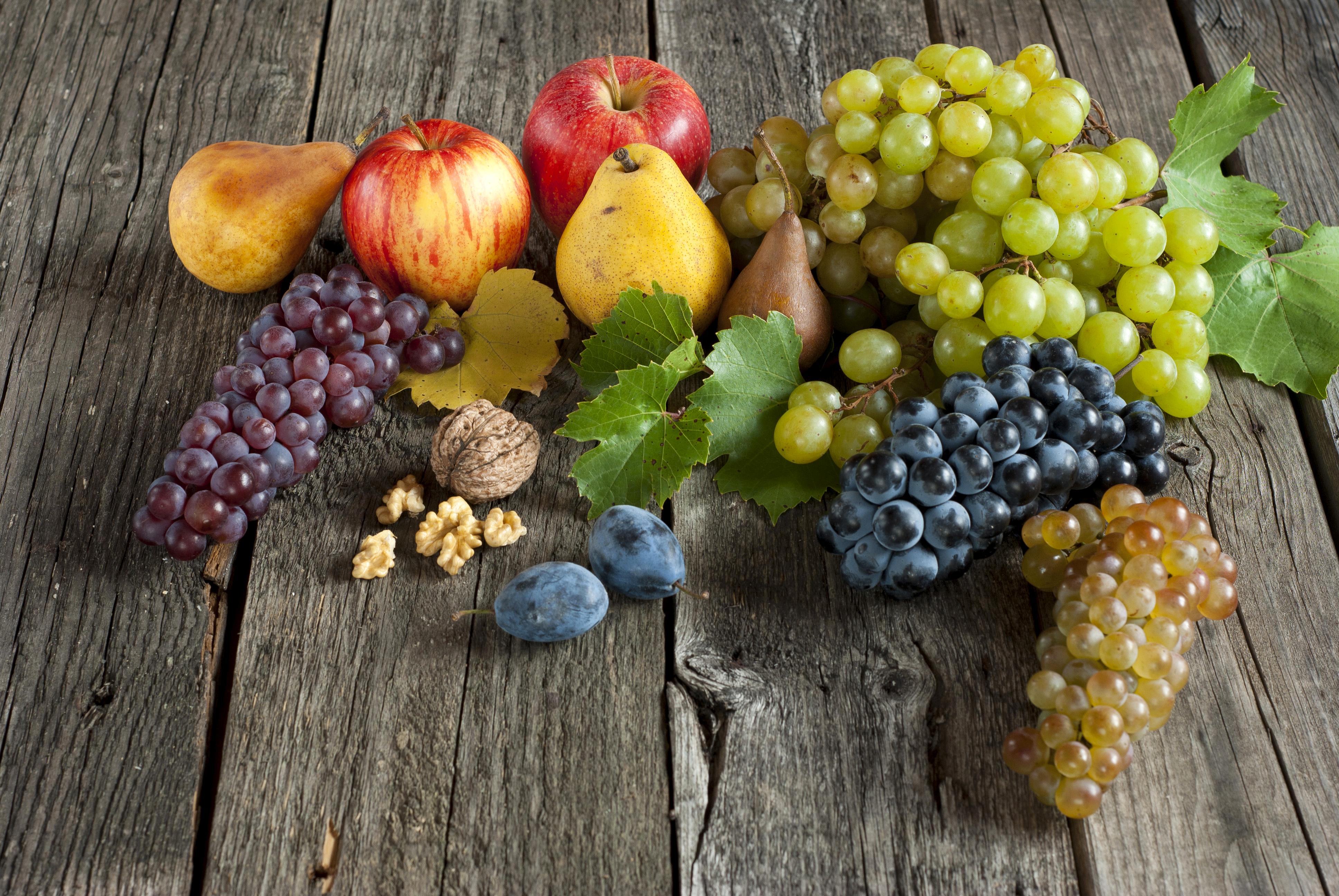 еда фрукты груша виноград корзина food fruit pear grapes basket без смс