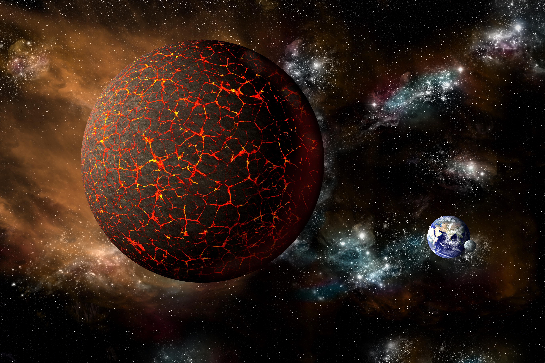 nasa planet x 2019 - HD2560×1600