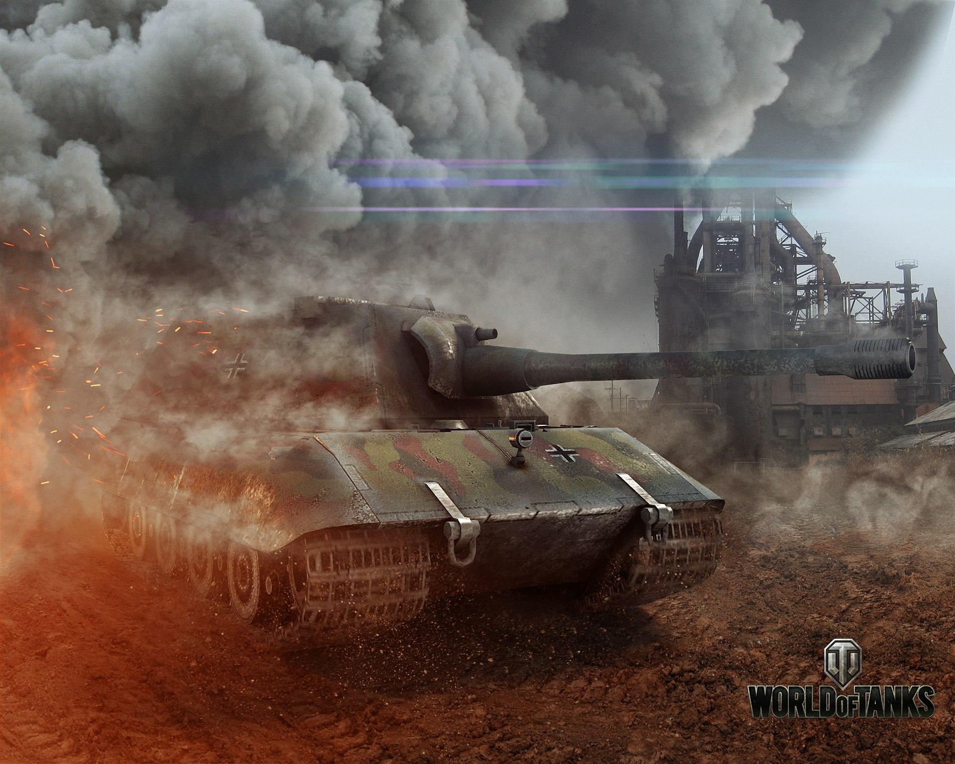 Обои дым, World of tanks. Игры foto 9