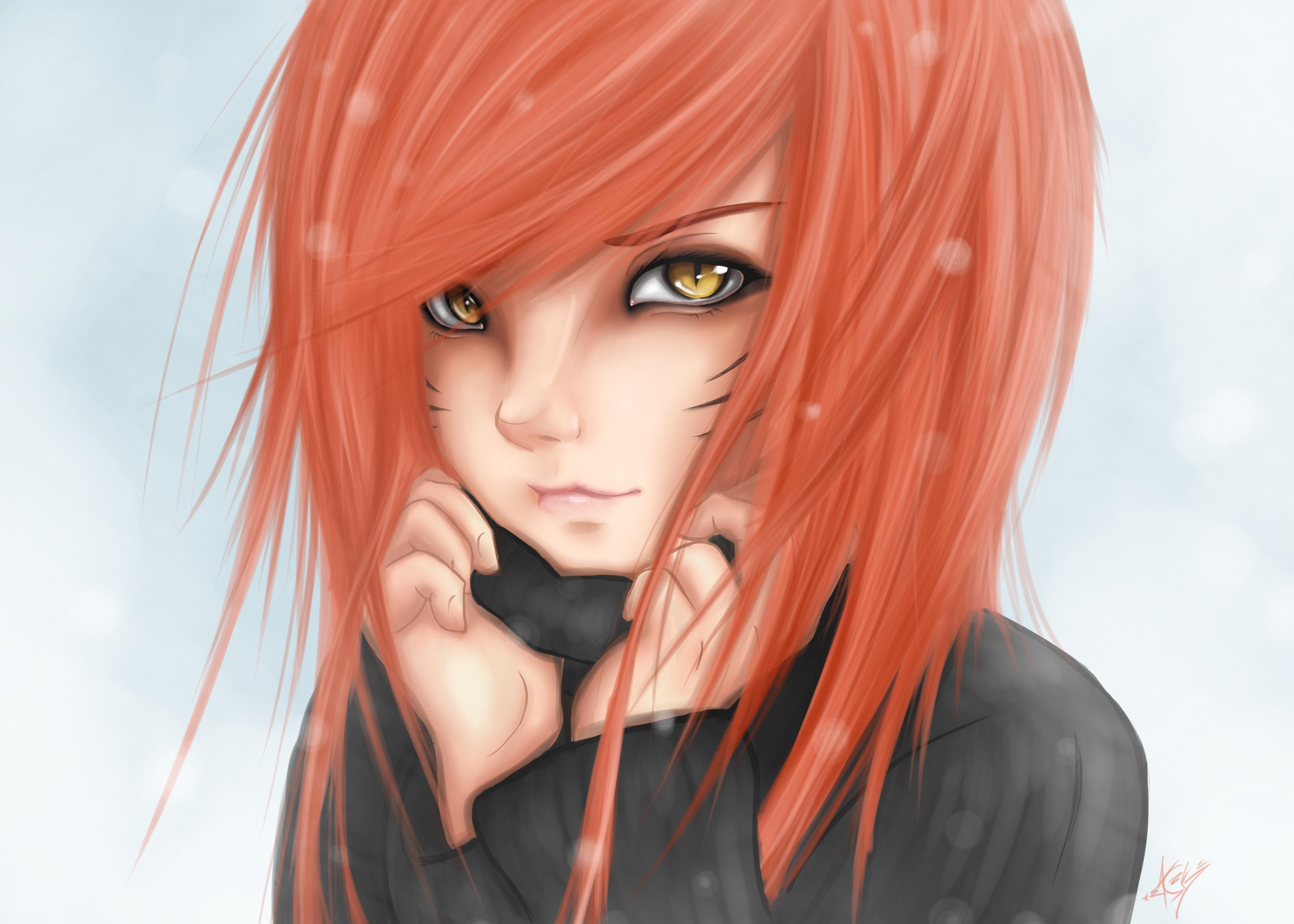 Крутые рыжие девчонки