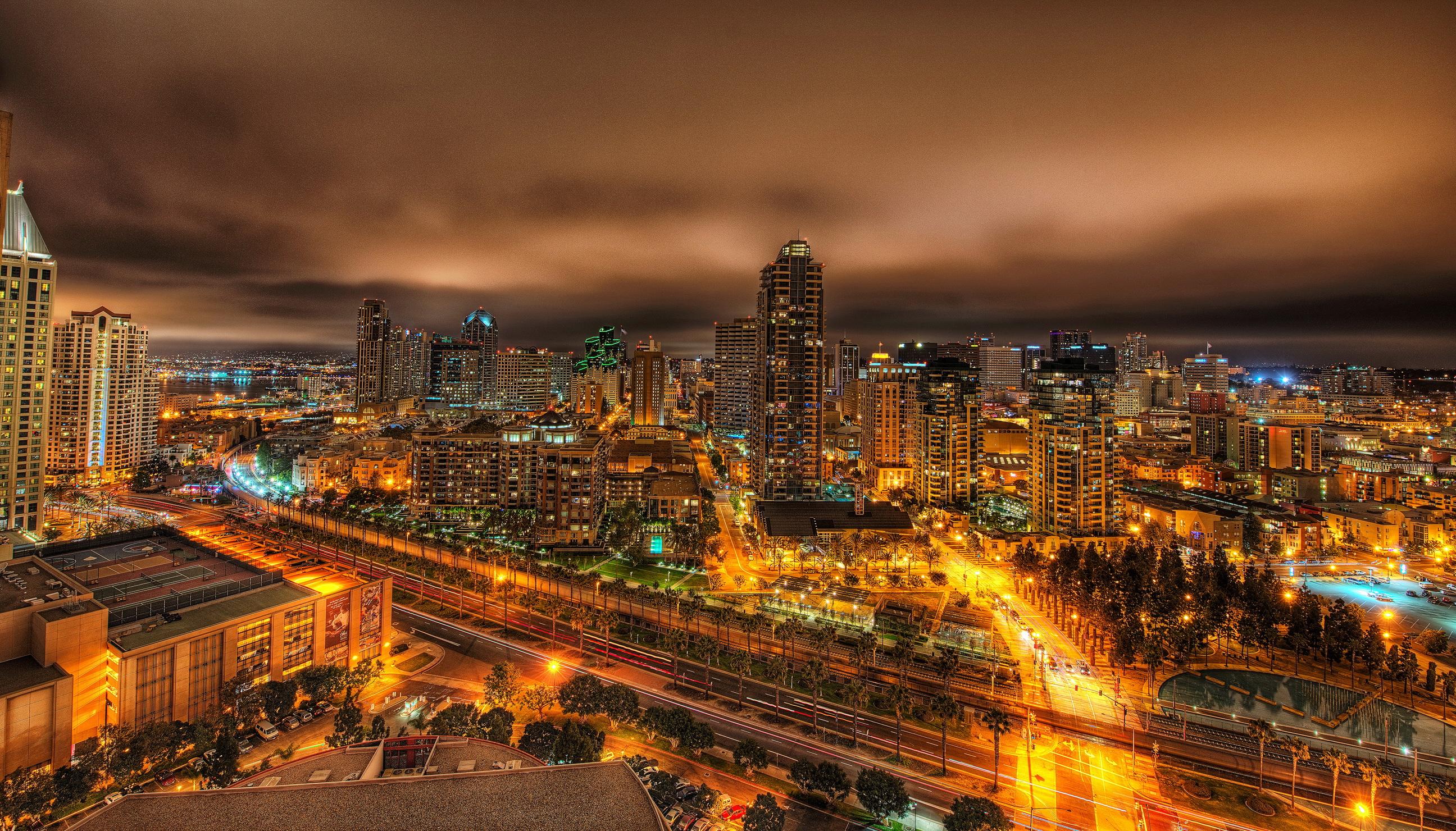 страны архитектура Сан-Диего США country architecture San Diego USA загрузить