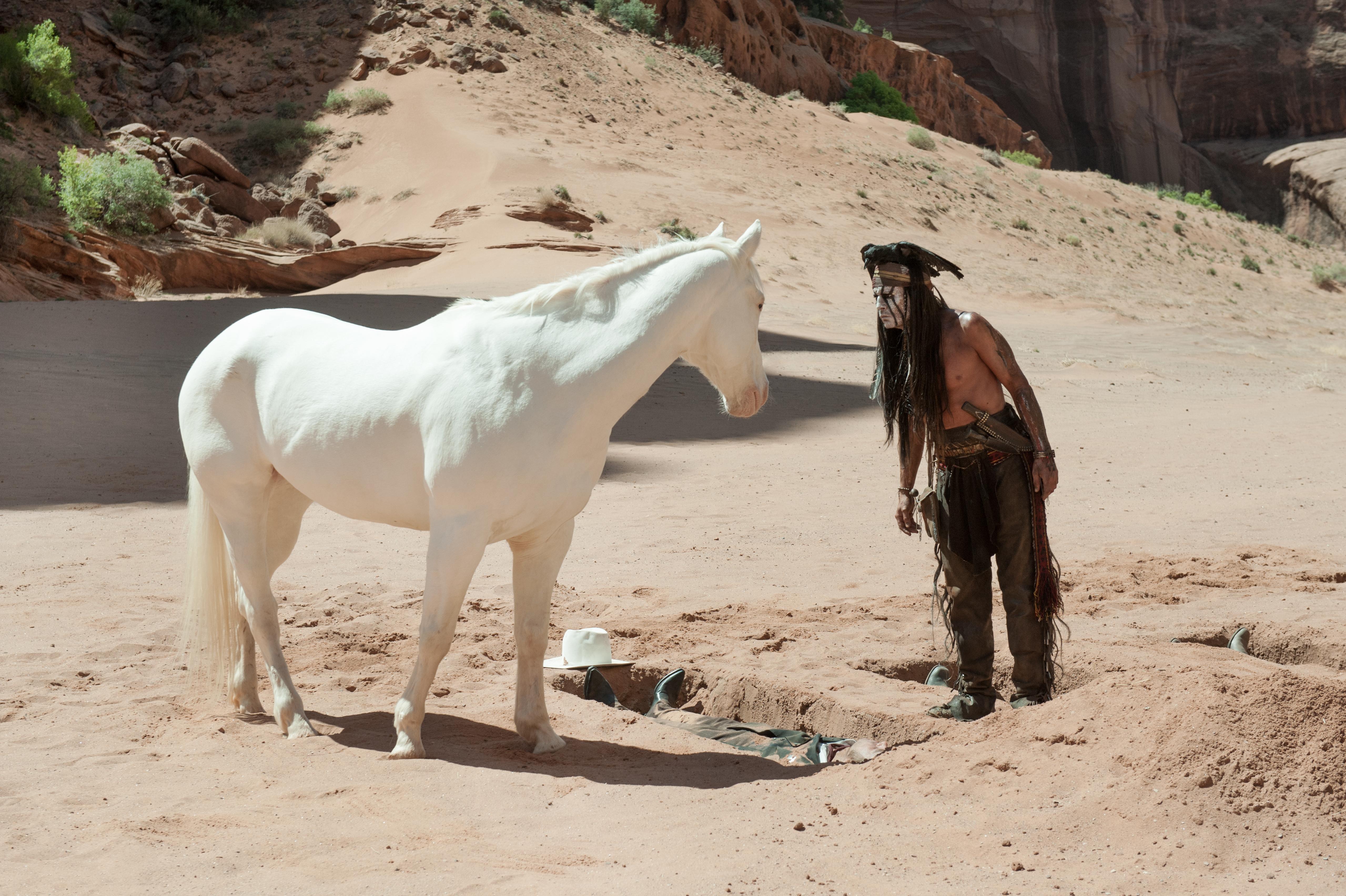 Индеец на лошади без смс