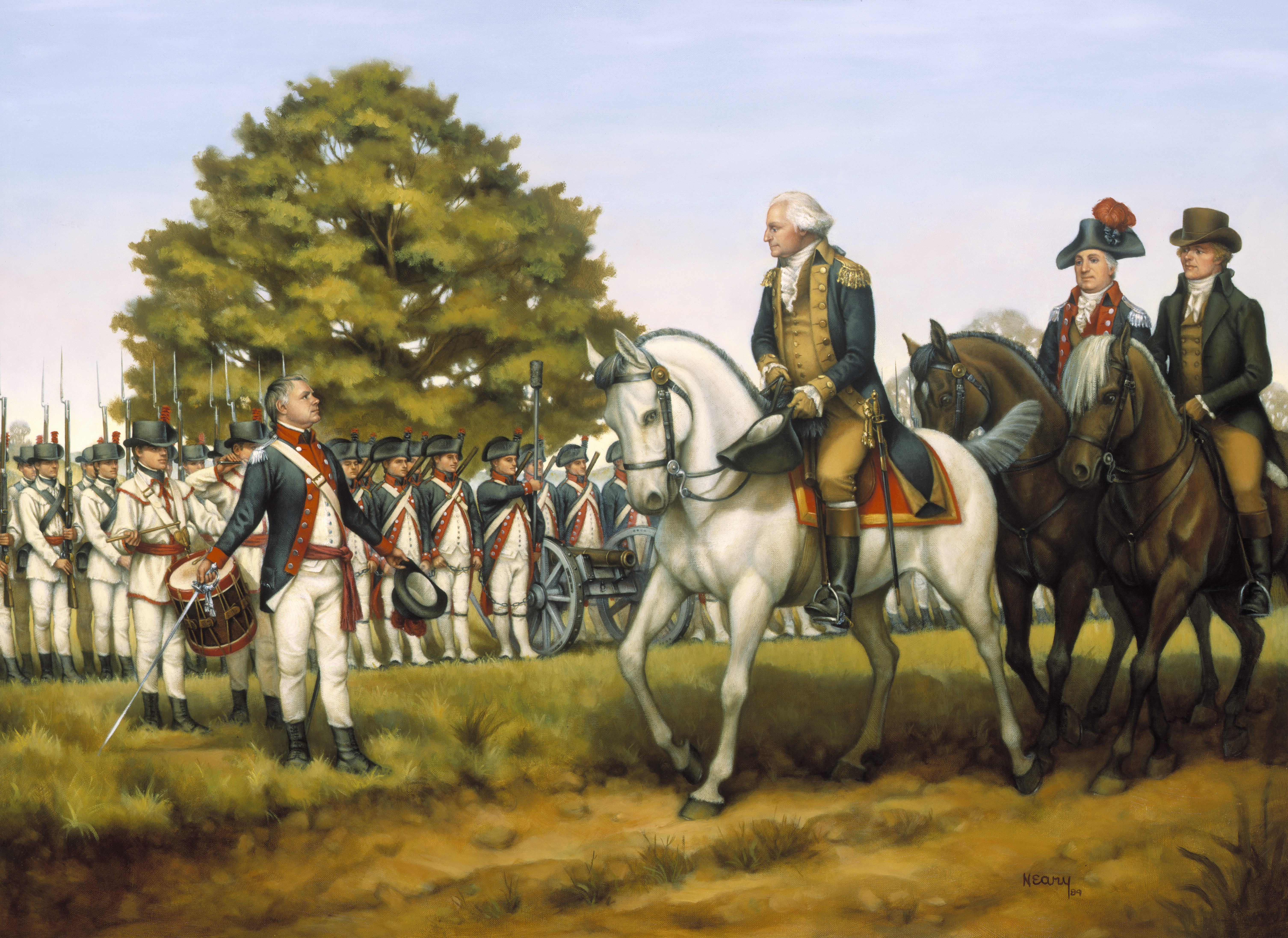 an overview of the whiskey rebellion in united states