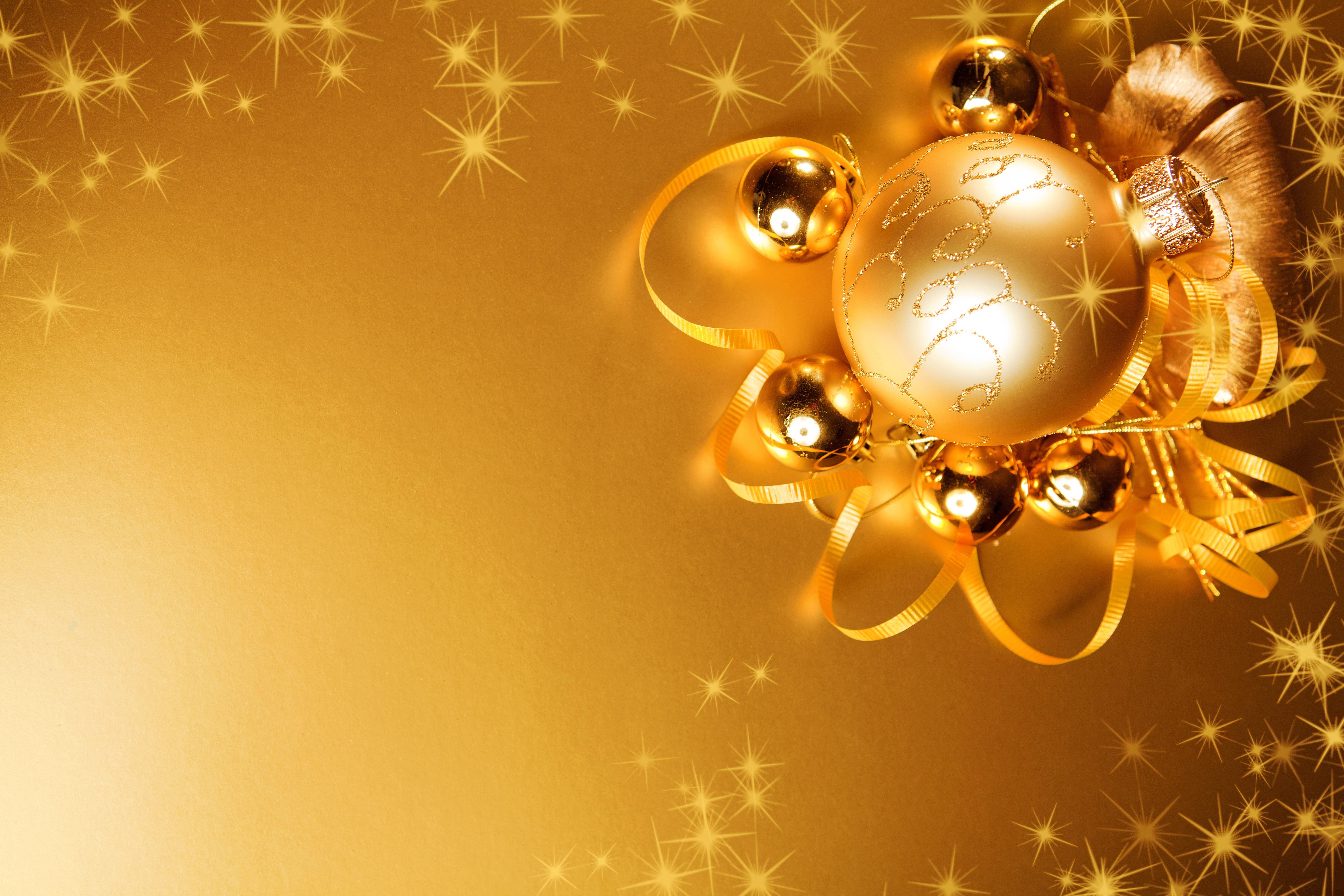 шары золотые загрузить