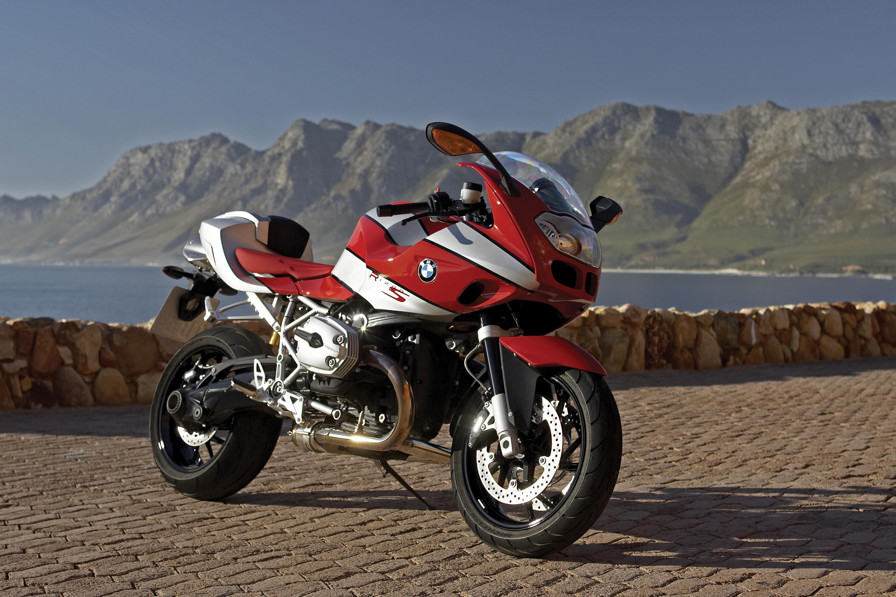 Картинки BMW - Мотоциклы 2004-06 R 1200 S Мотоциклы БМВ мотоцикл