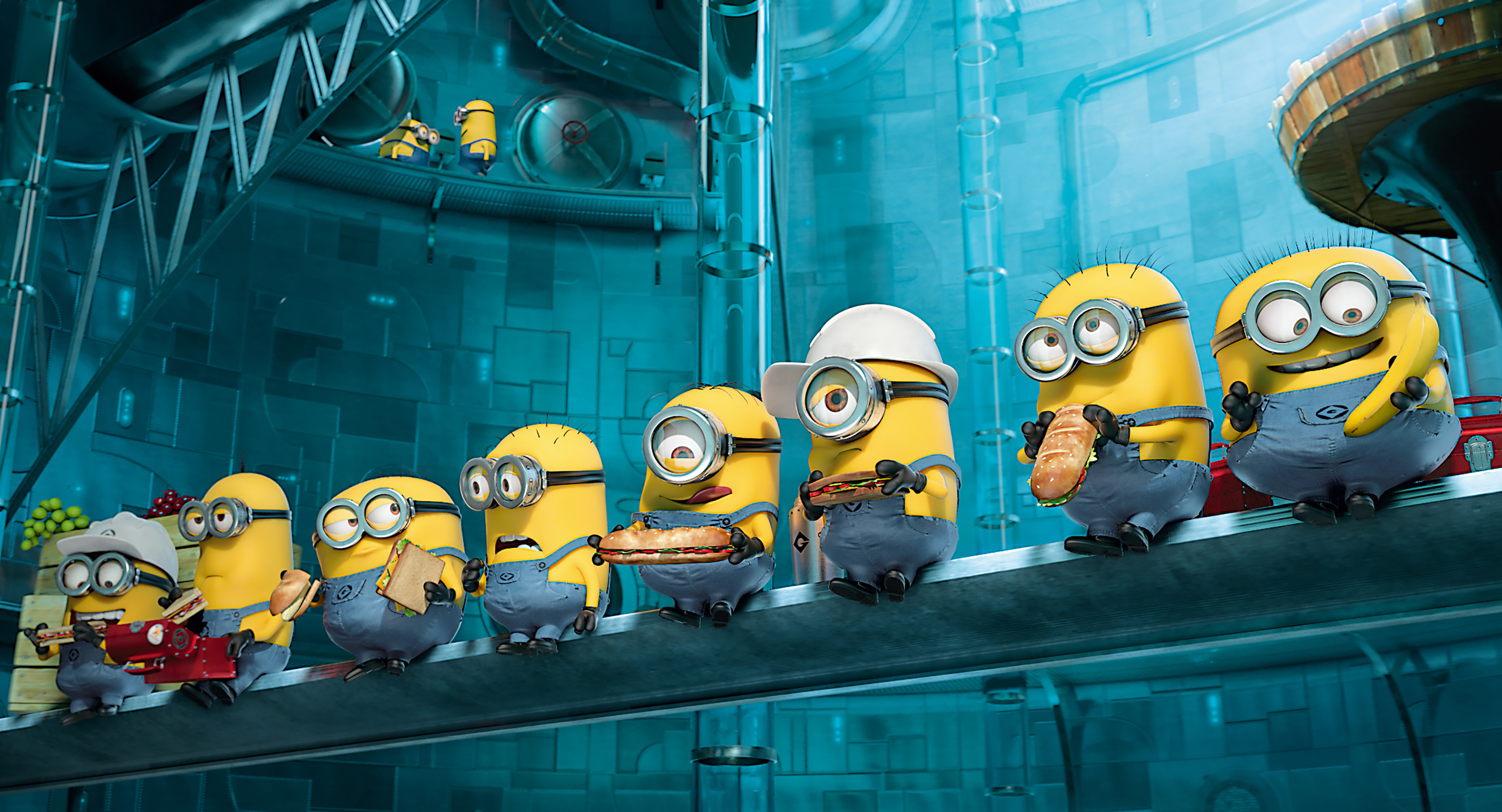 Despicable Me 2 Minions Pictures, Movie Wallpapers ...