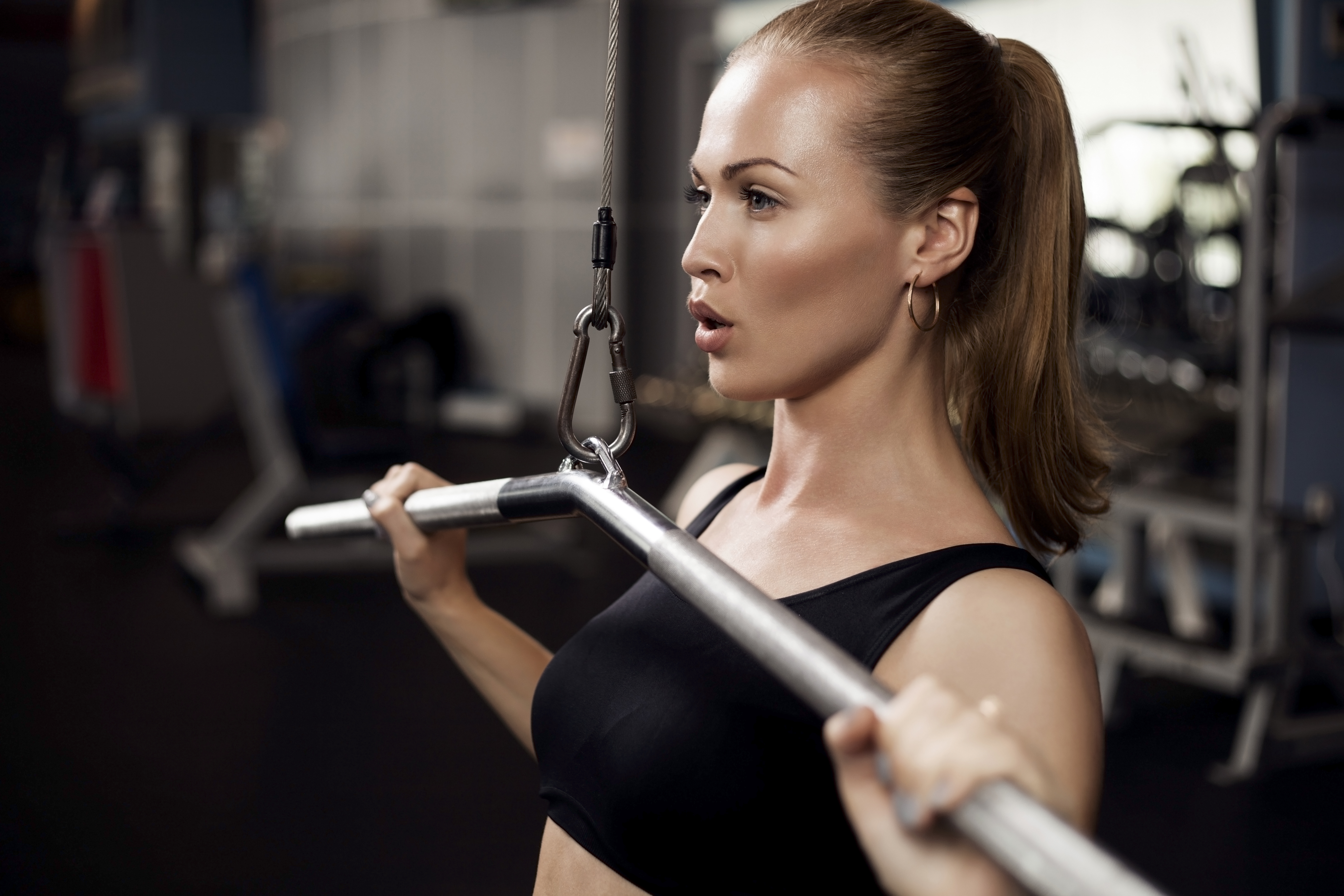 как составить спортивную тренеровку девушке