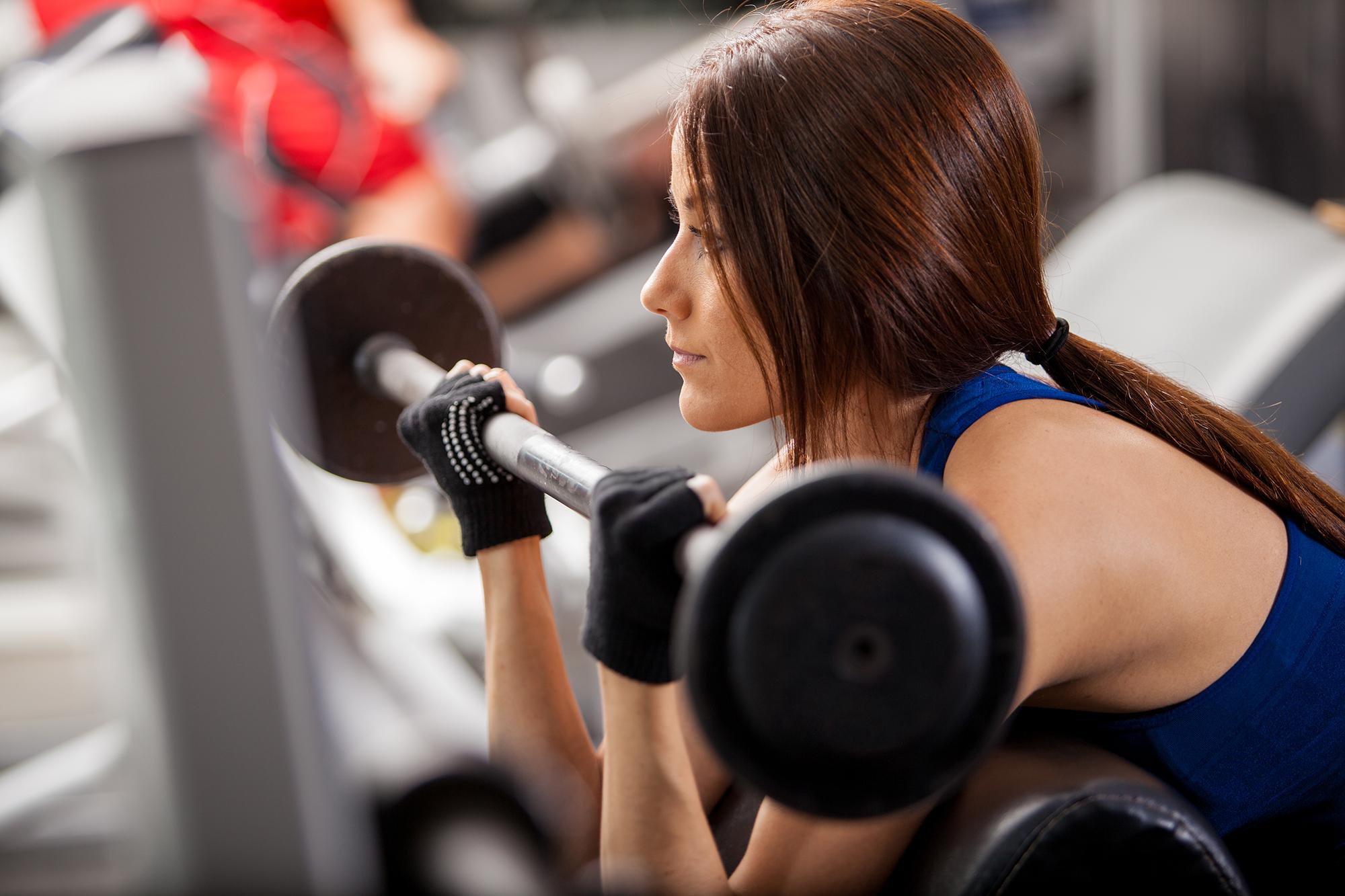 Фото девушек в фитнес зале, Спортивные девушки (37 фото) 19 фотография