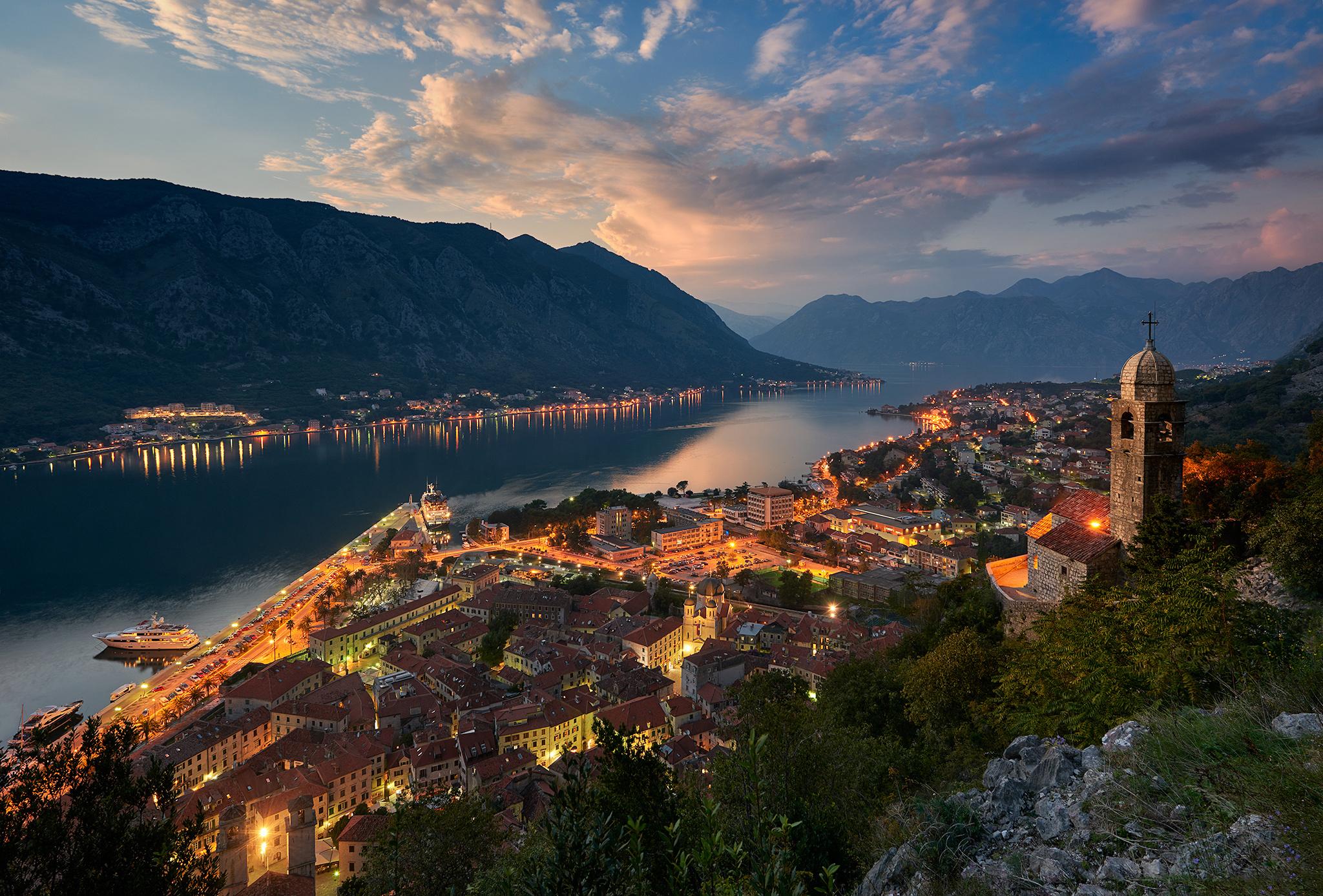Черногория Будва город без смс