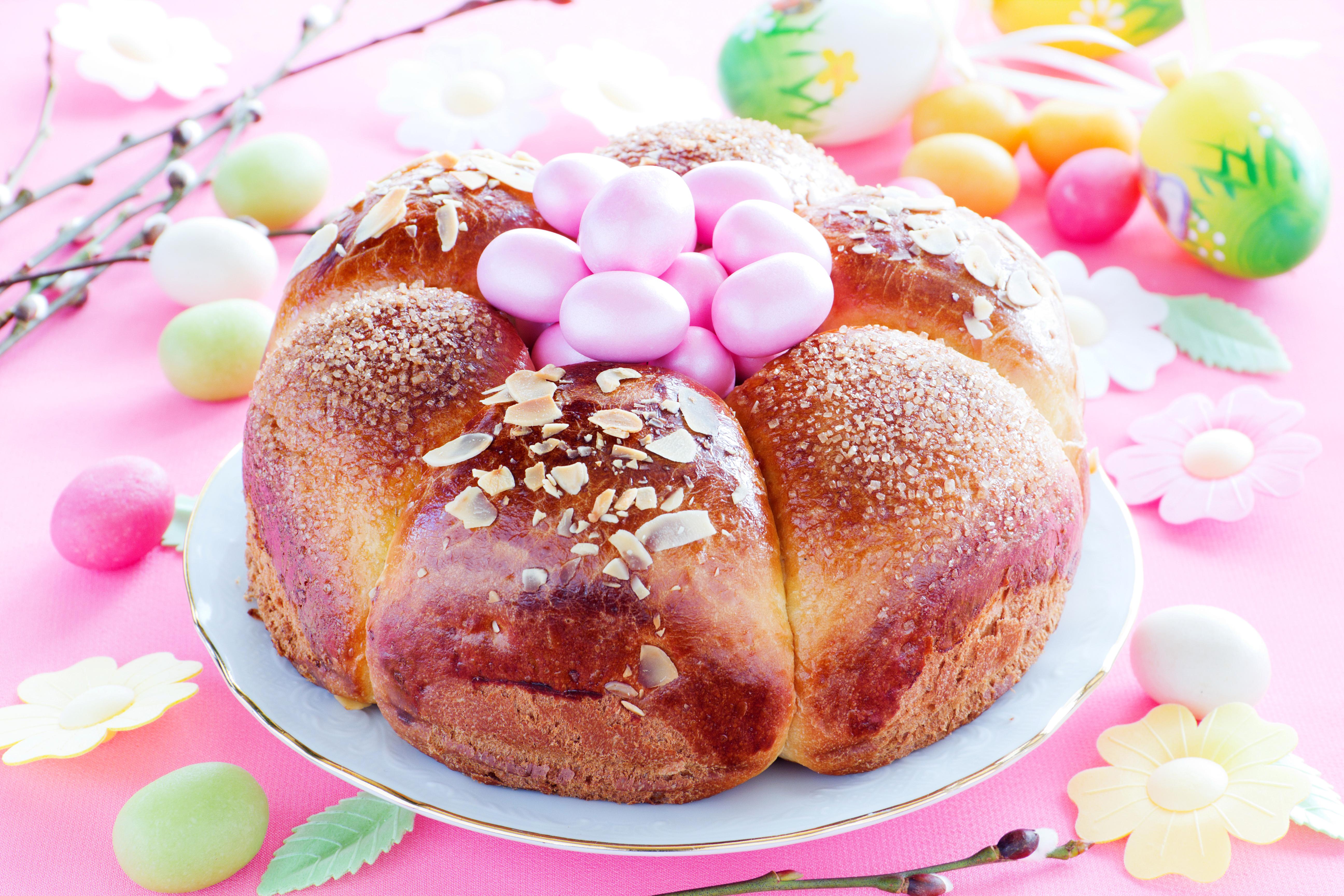 еда праздники яйца пасхальные пасха скачать