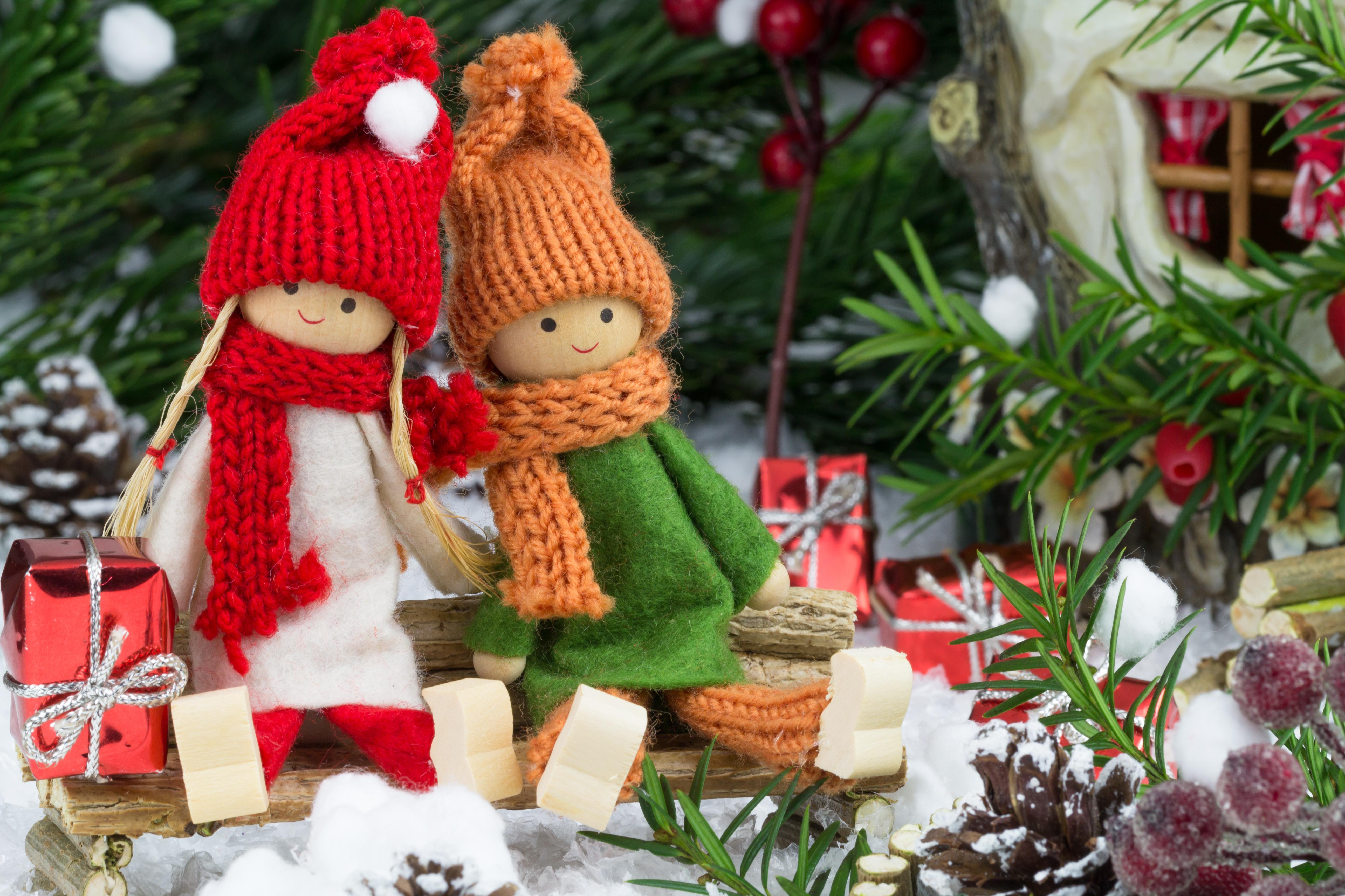 игрушки новый год toys new year скачать