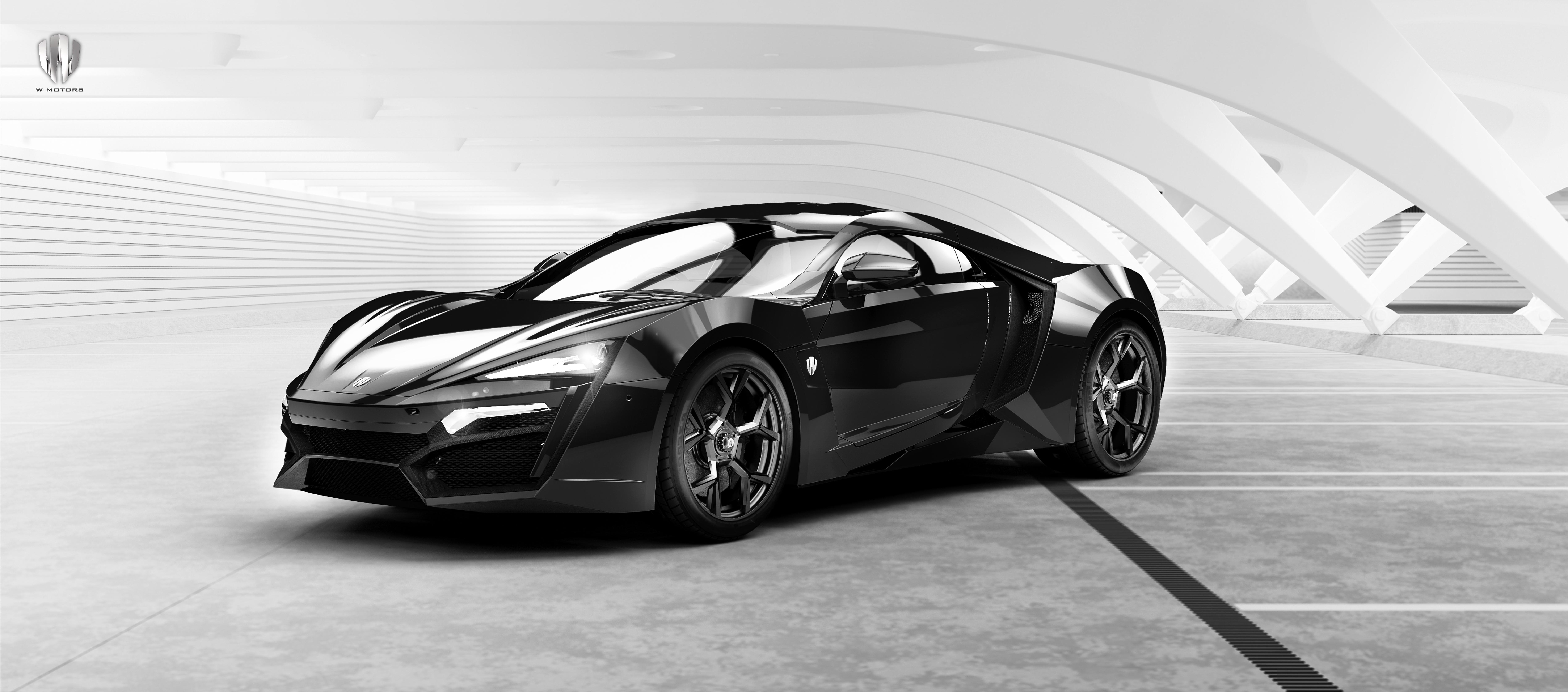 черный спортивный автомобиль Toyota black sports car без смс