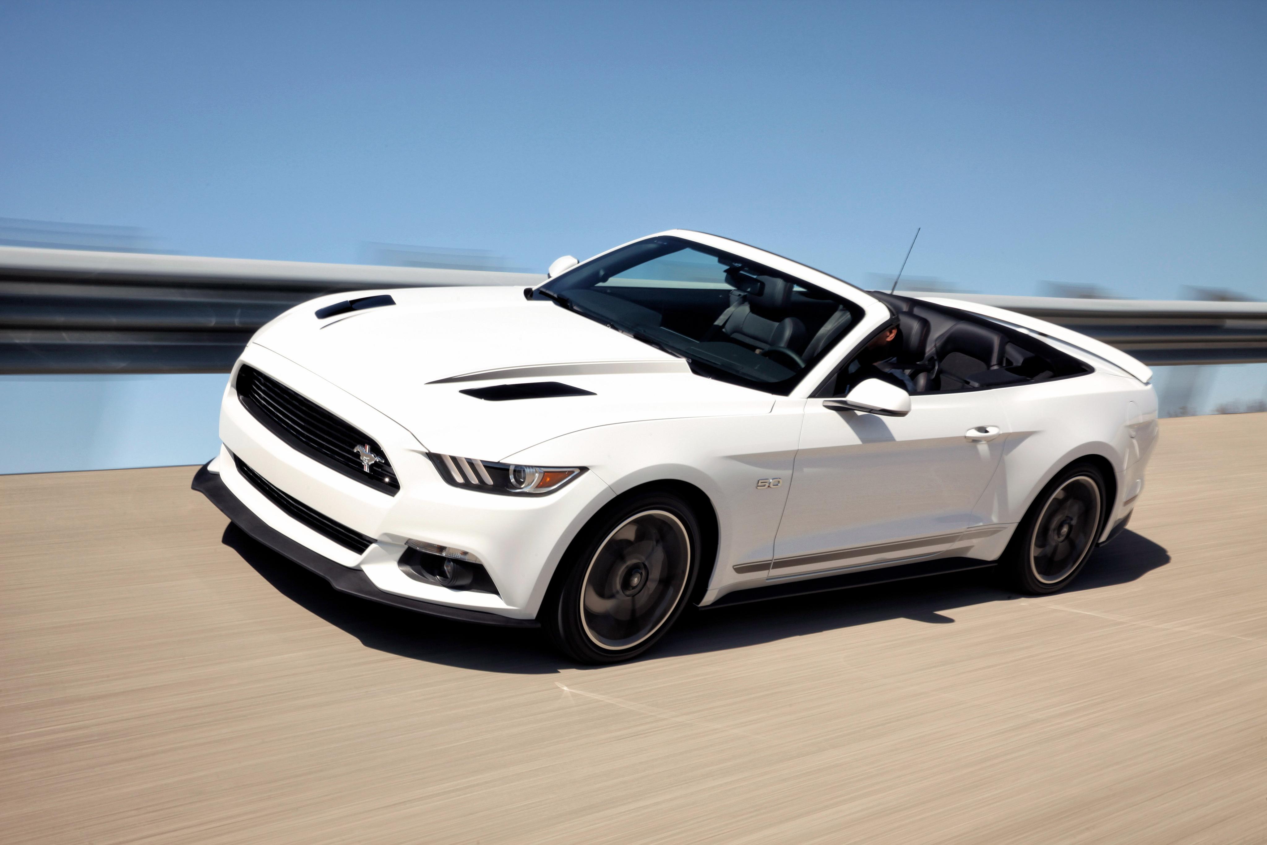 Ford Mustang 2015-2016 - цена, фото, технические ...