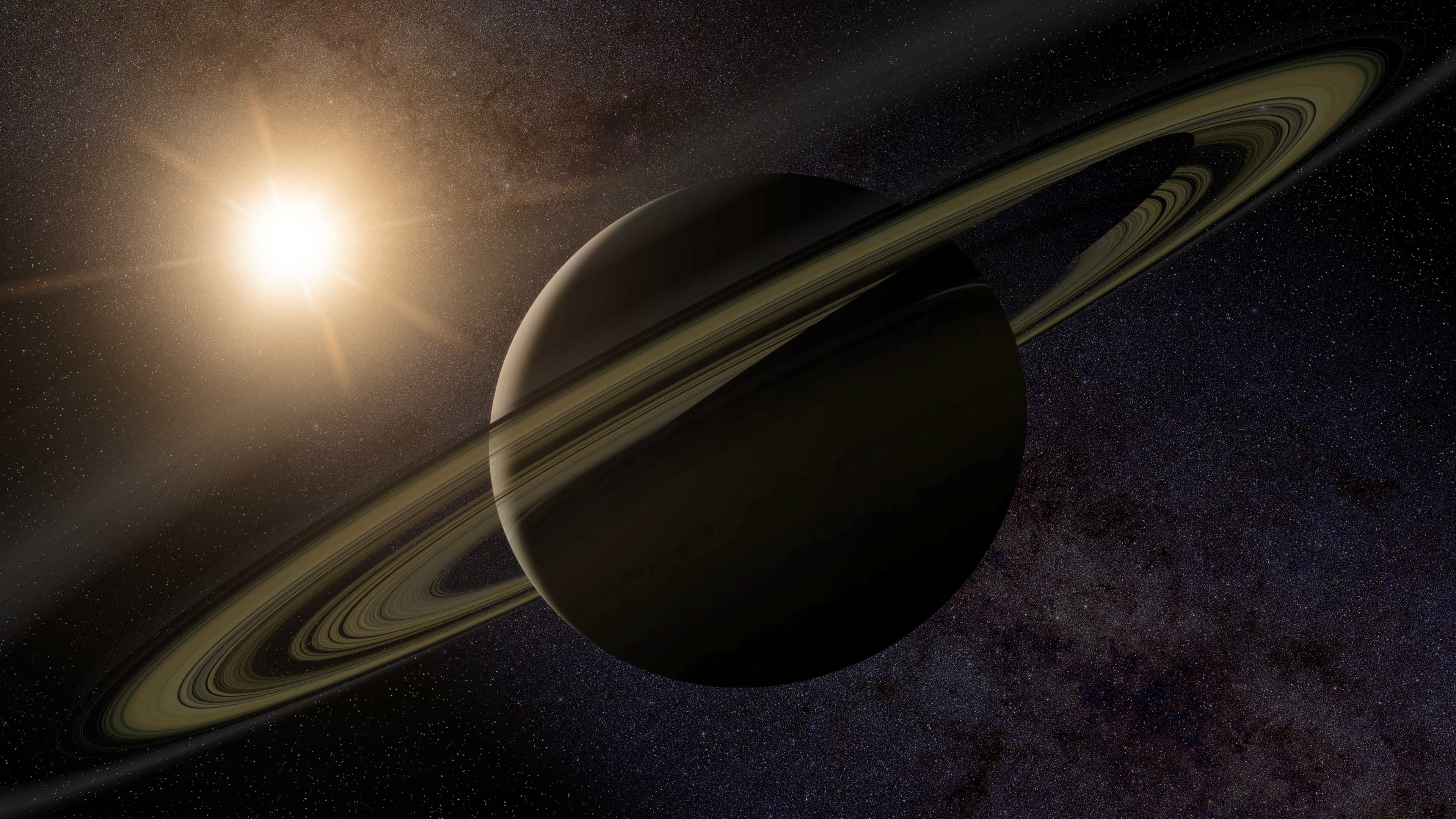 planet saturn pictures - HD 3840×2160