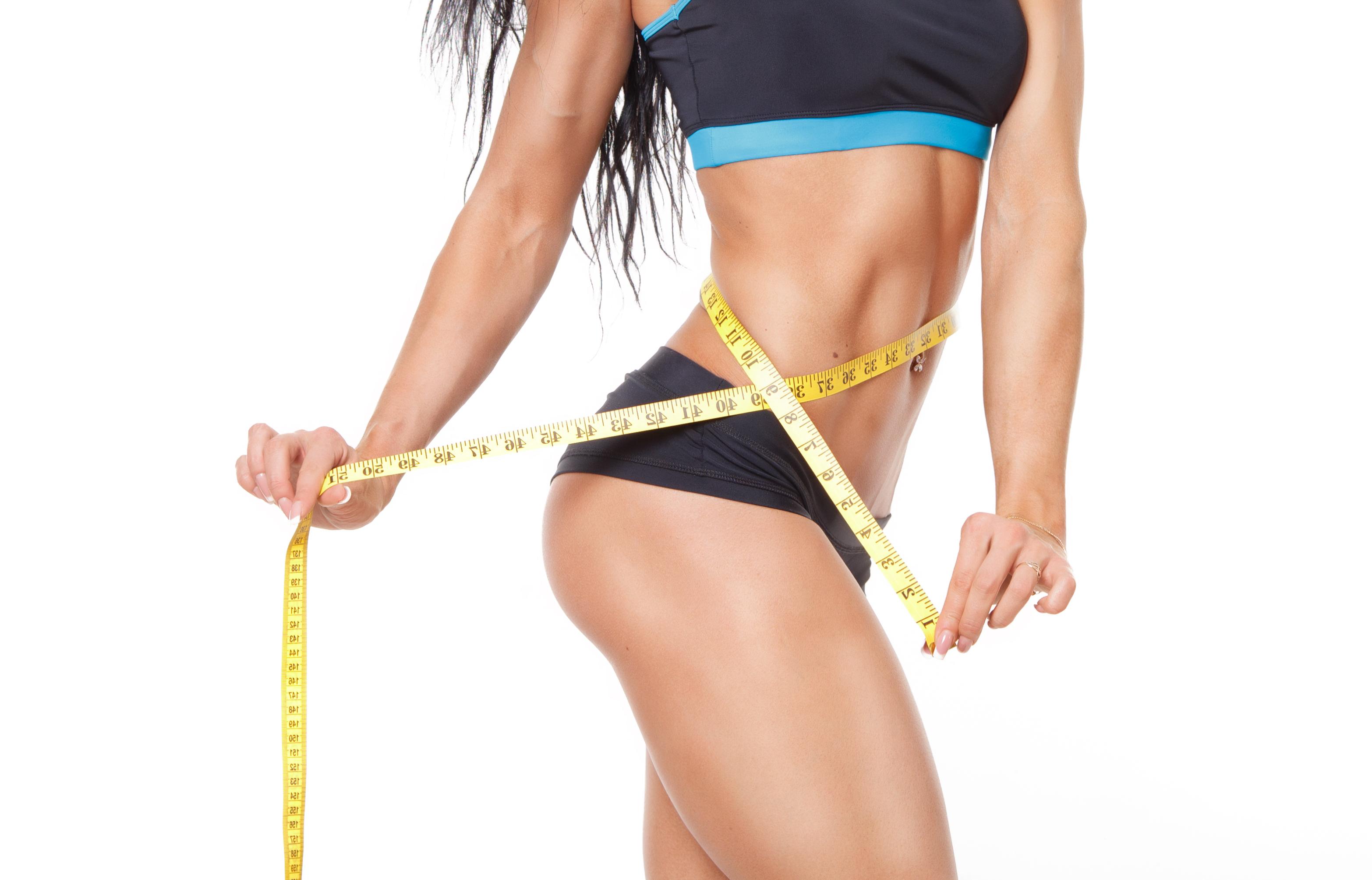 Похудеть с фитнесом